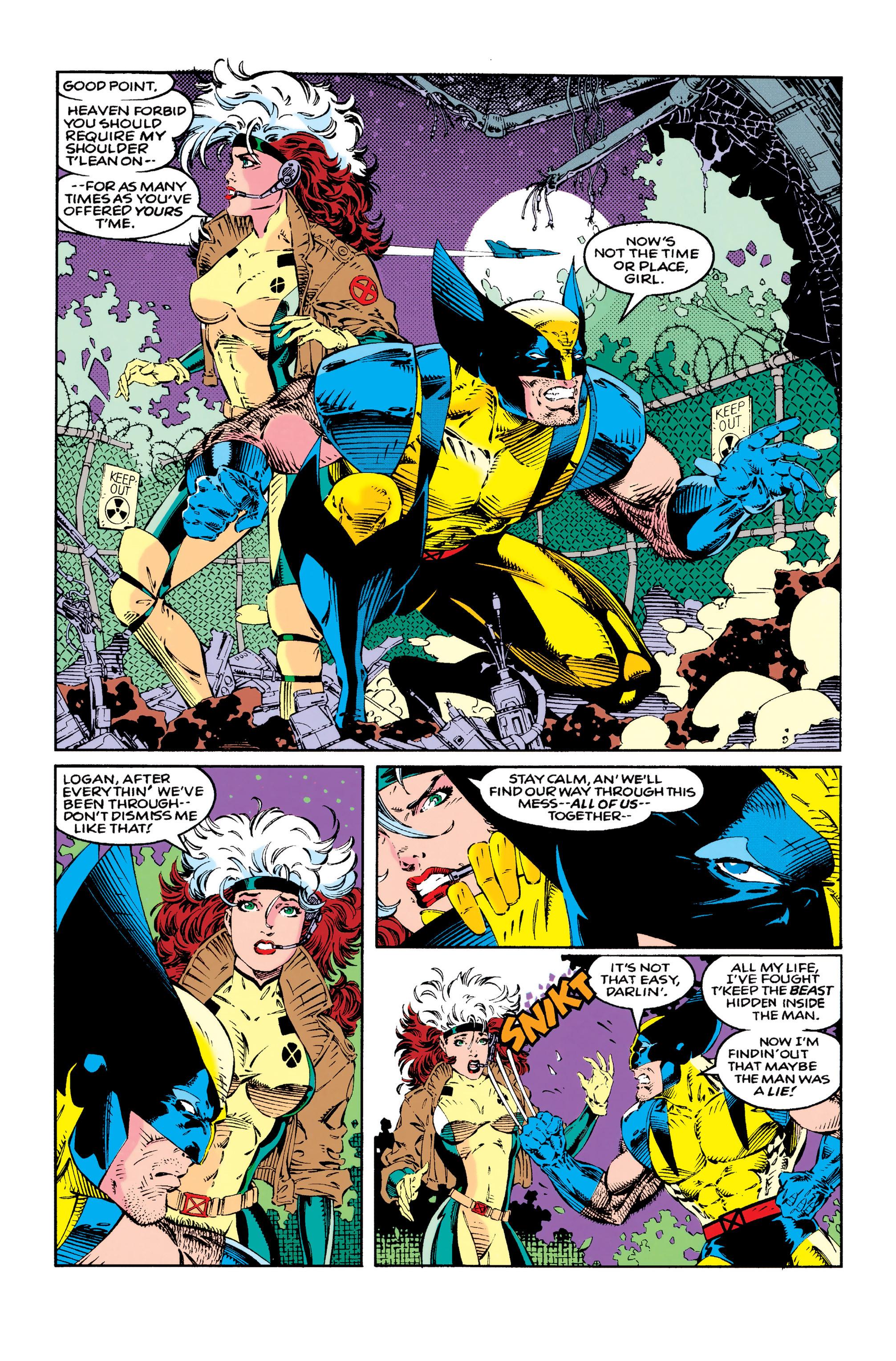 X-Men (1991) 13 Page 6