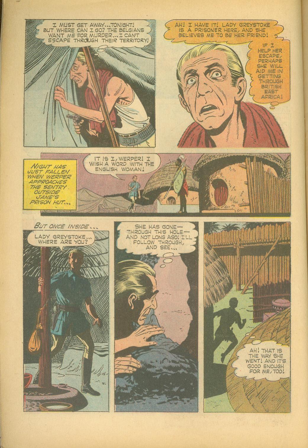 Tarzan (1962) issue 160 - Page 6