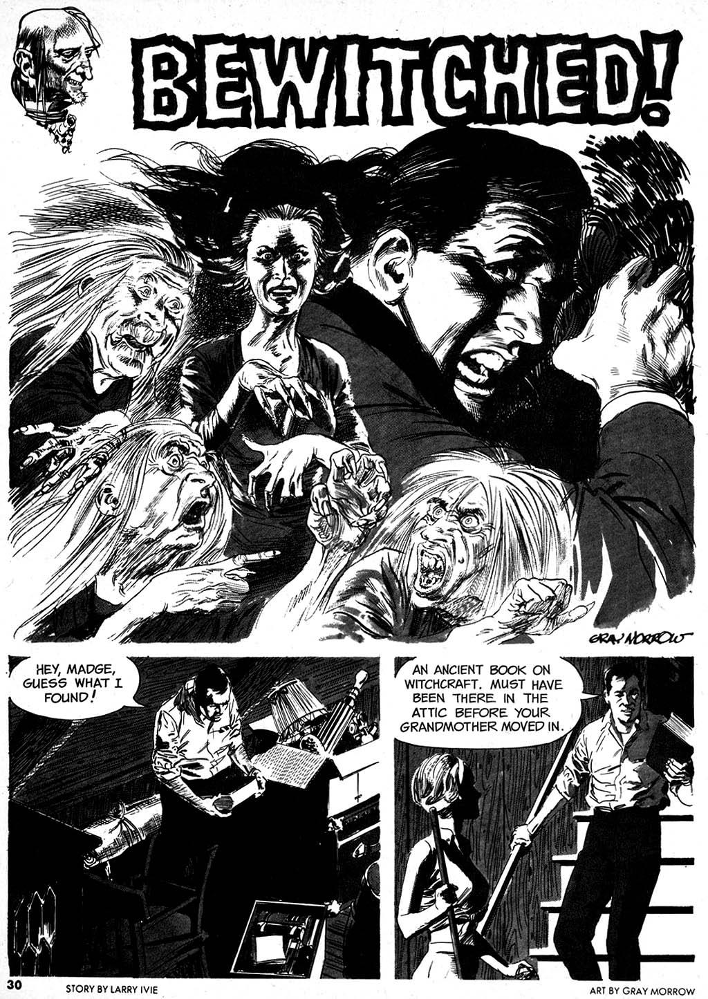 Creepy (1964) Issue #1 #1 - English 30