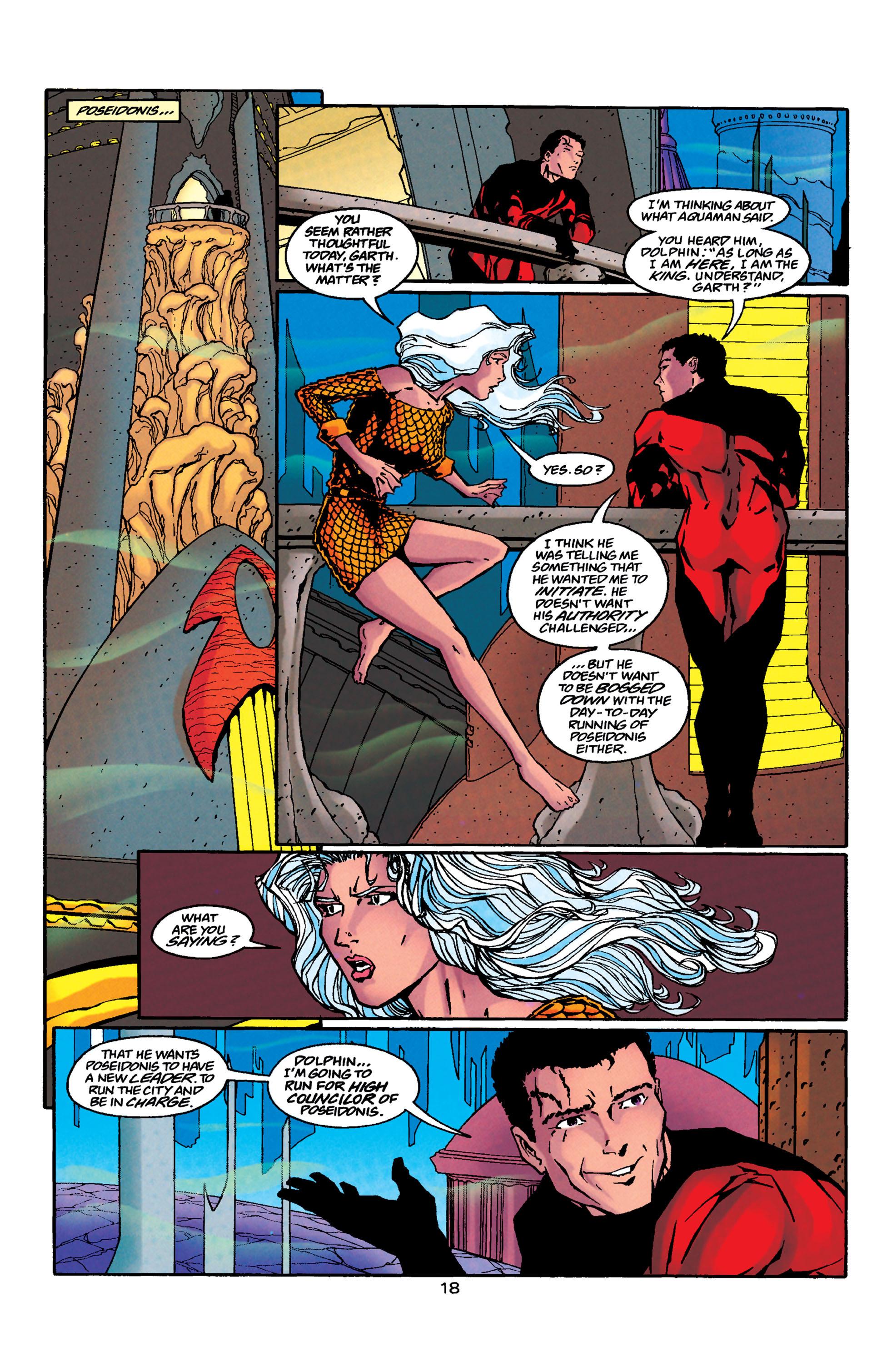 Read online Aquaman (1994) comic -  Issue #42 - 19