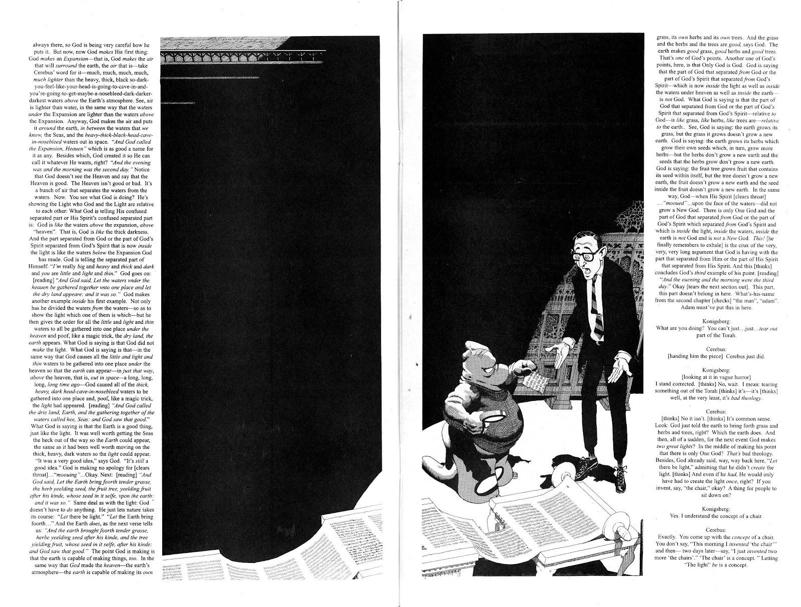 Cerebus Issue #280 #279 - English 13