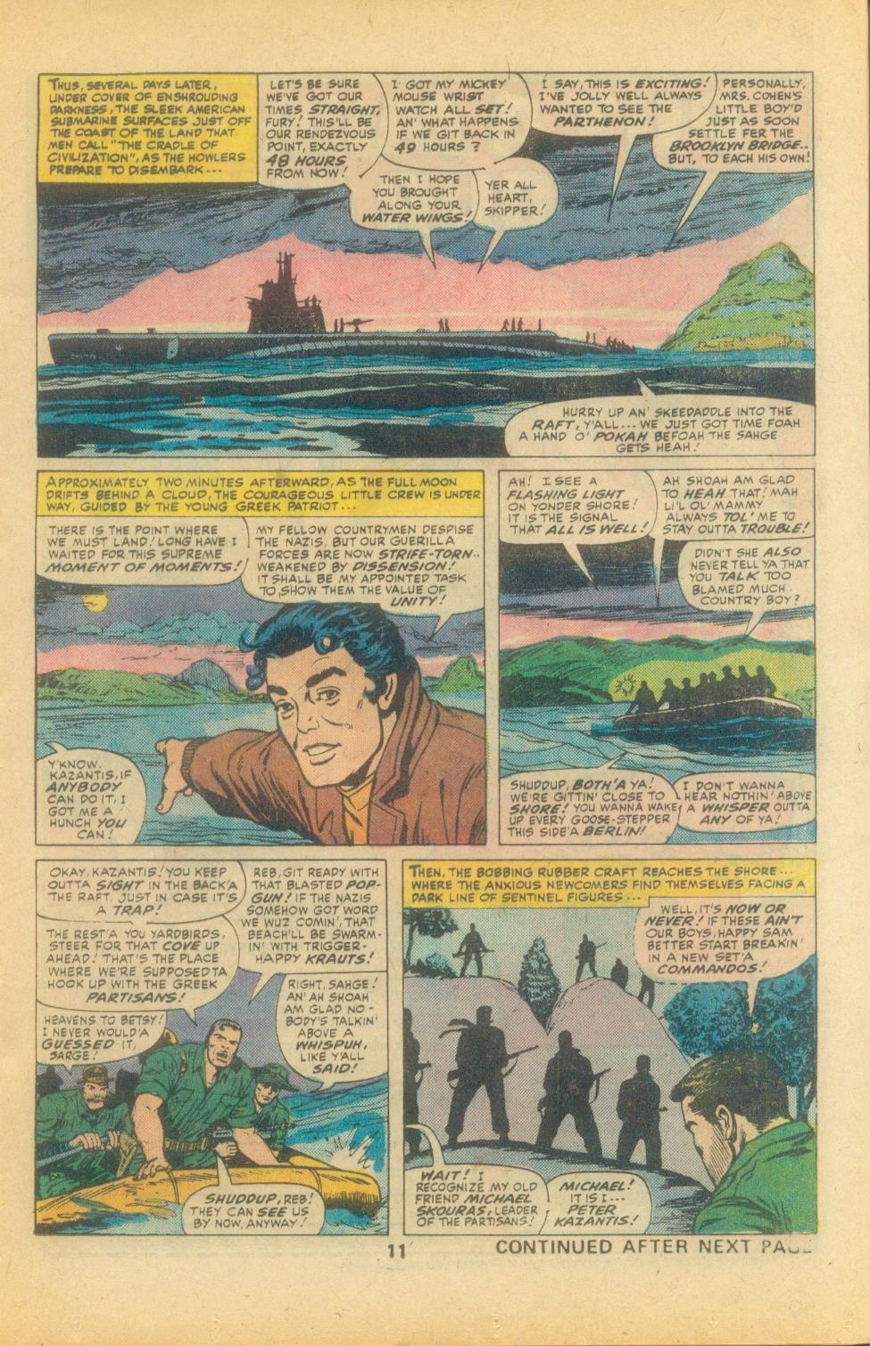 Read online Sgt. Fury comic -  Issue #135 - 13