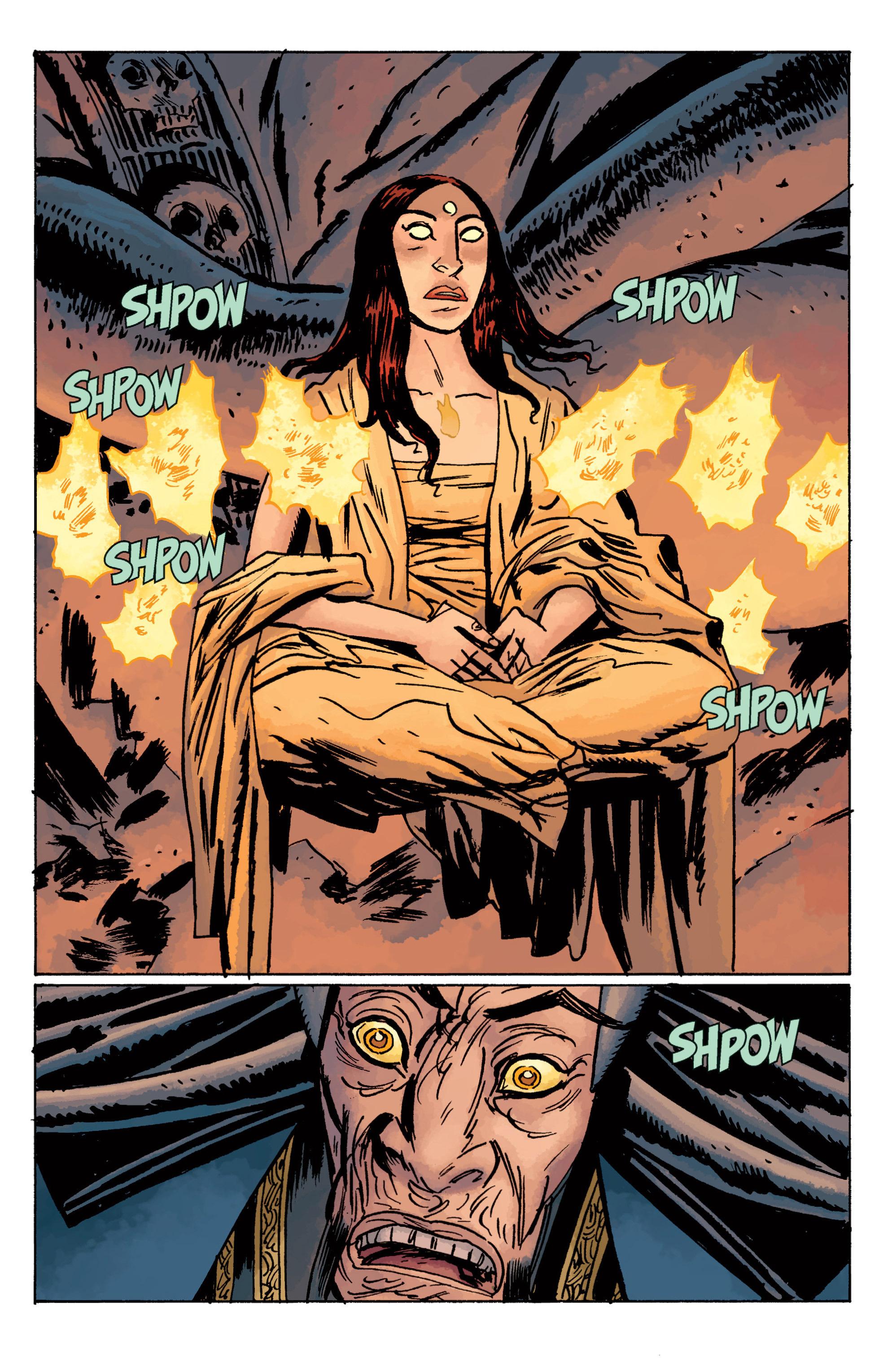 Read online B.P.R.D. (2003) comic -  Issue # TPB 11 - 122
