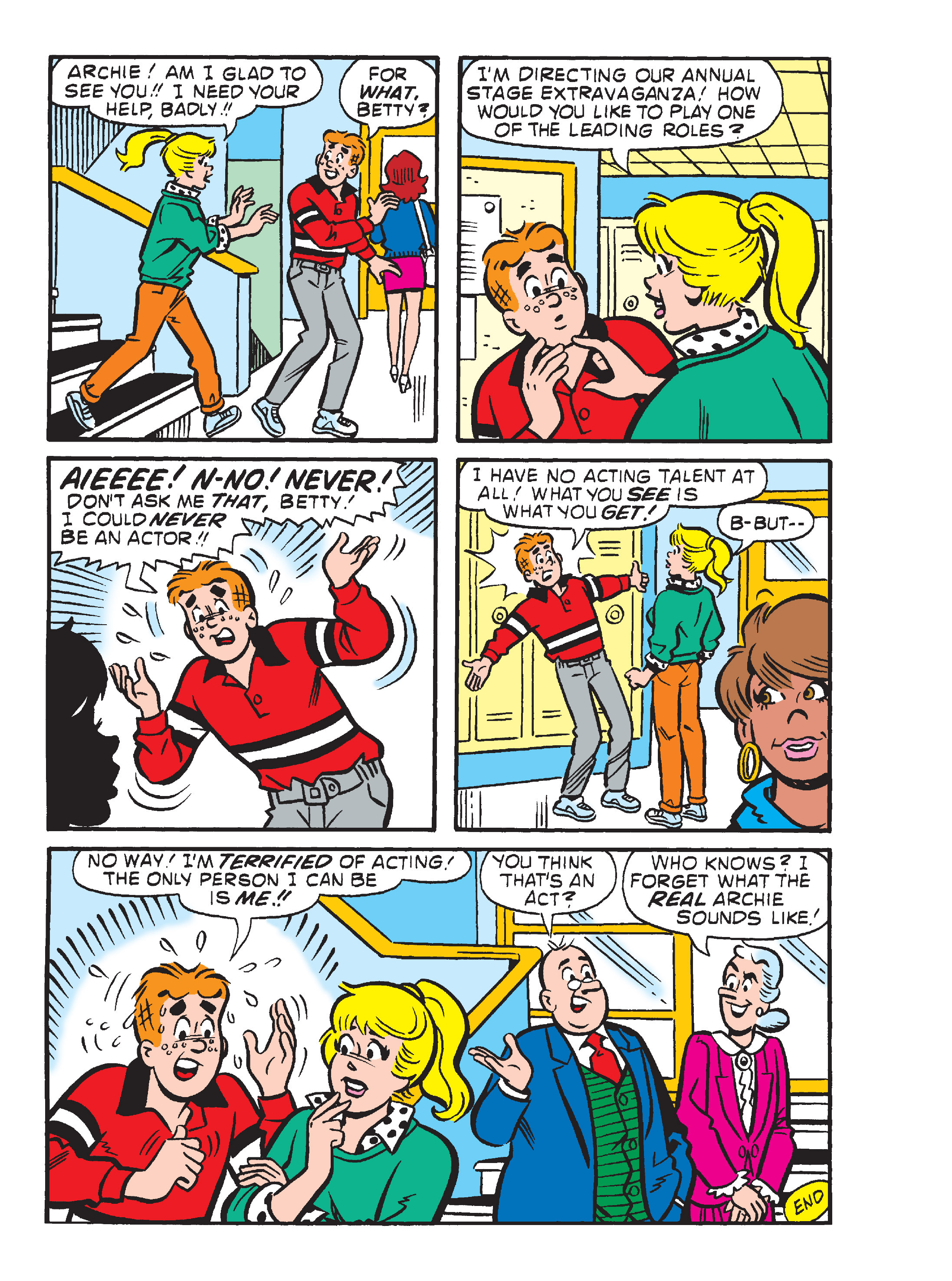 Read online World of Archie Double Digest comic -  Issue #55 - 125