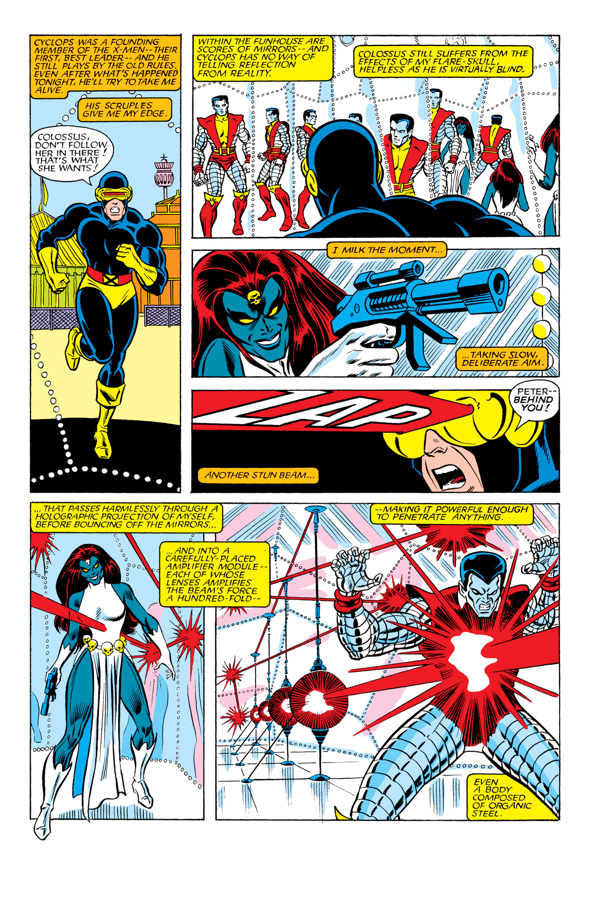 Read online Uncanny X-Men (1963) comic -  Issue #177 - 6