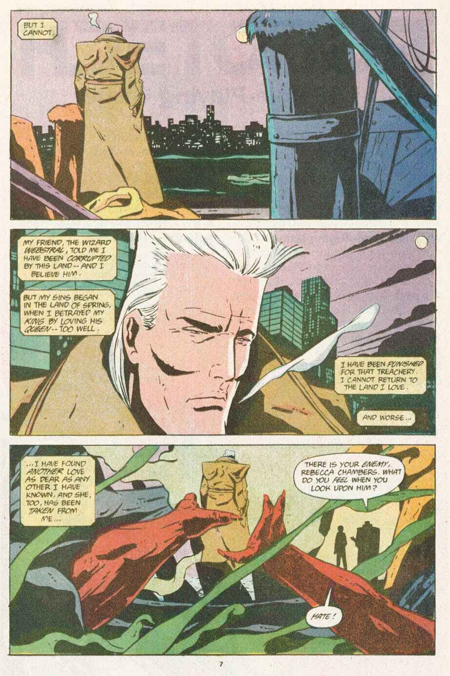 Read online Justice (1986) comic -  Issue #10 - 8