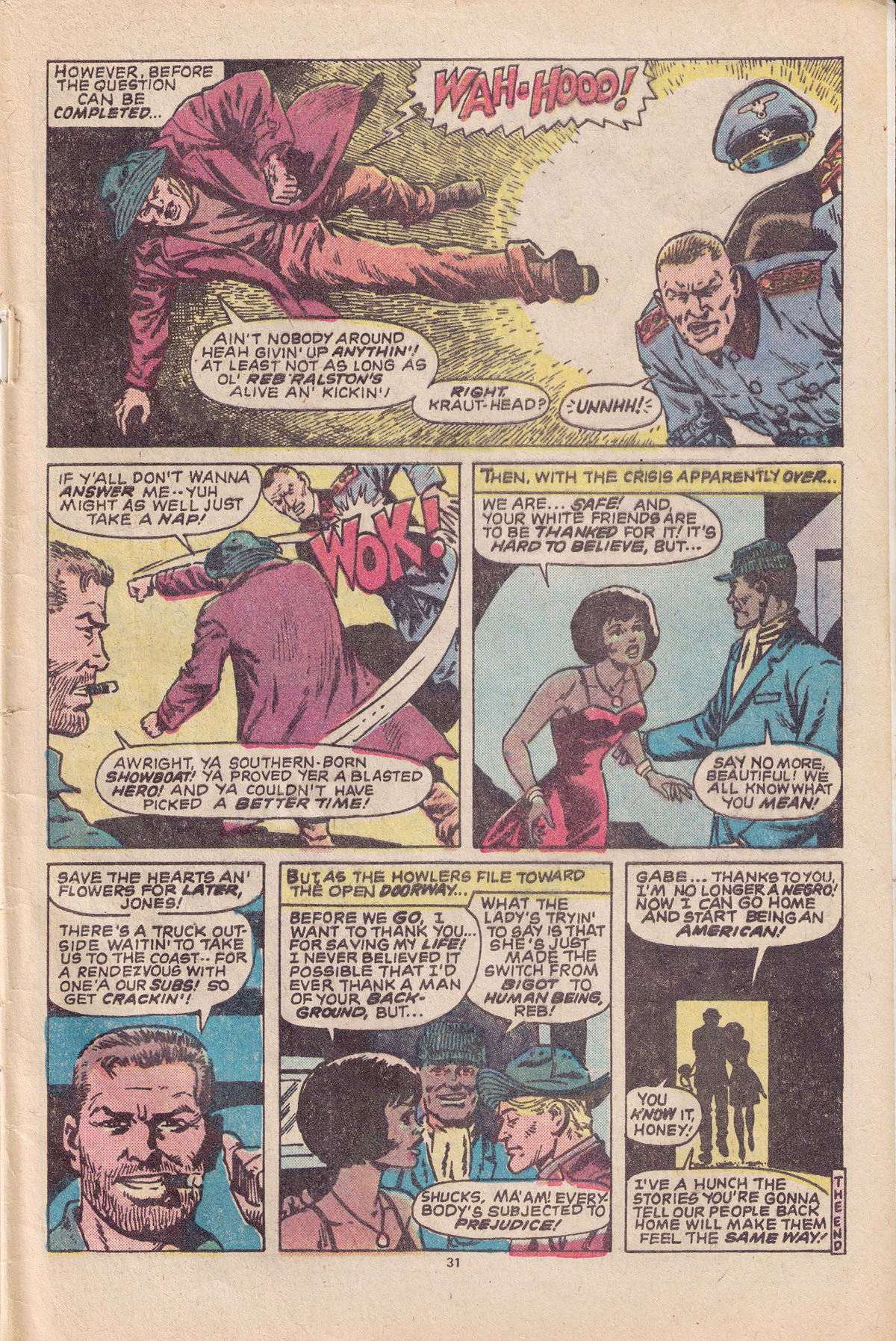 Read online Sgt. Fury comic -  Issue #151 - 33