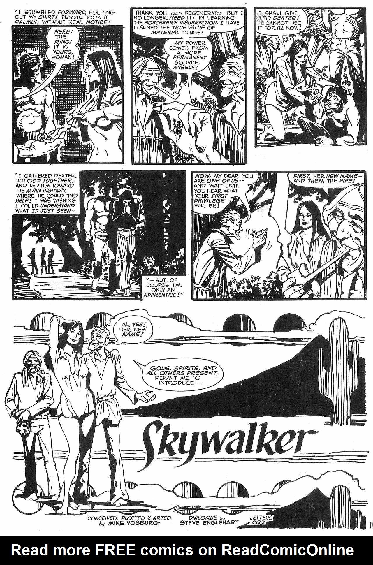 Read online Star*Reach comic -  Issue #7 - 50