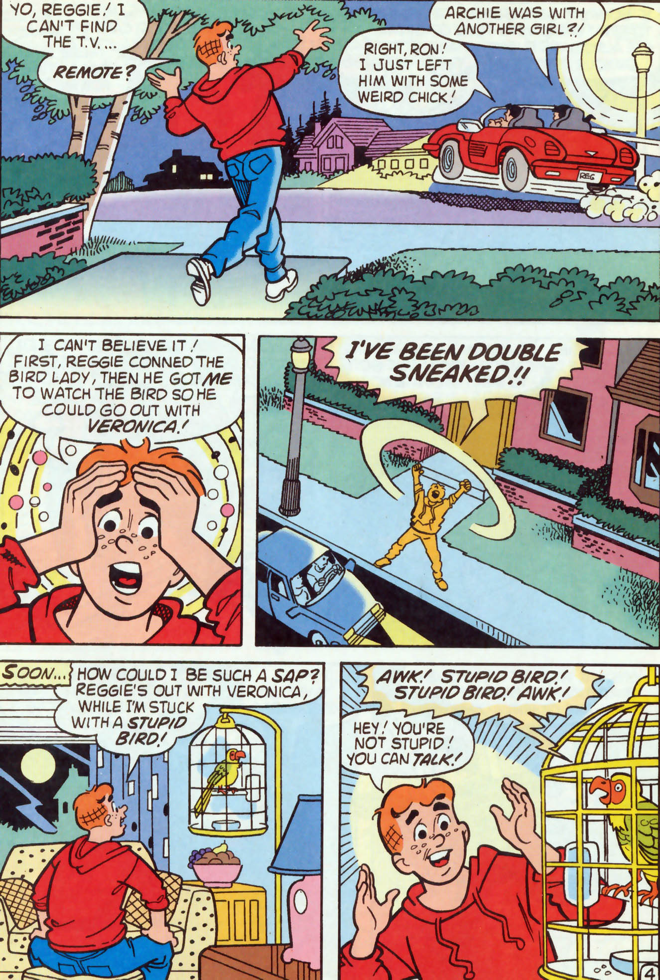 Read online Archie (1960) comic -  Issue #460 - 11