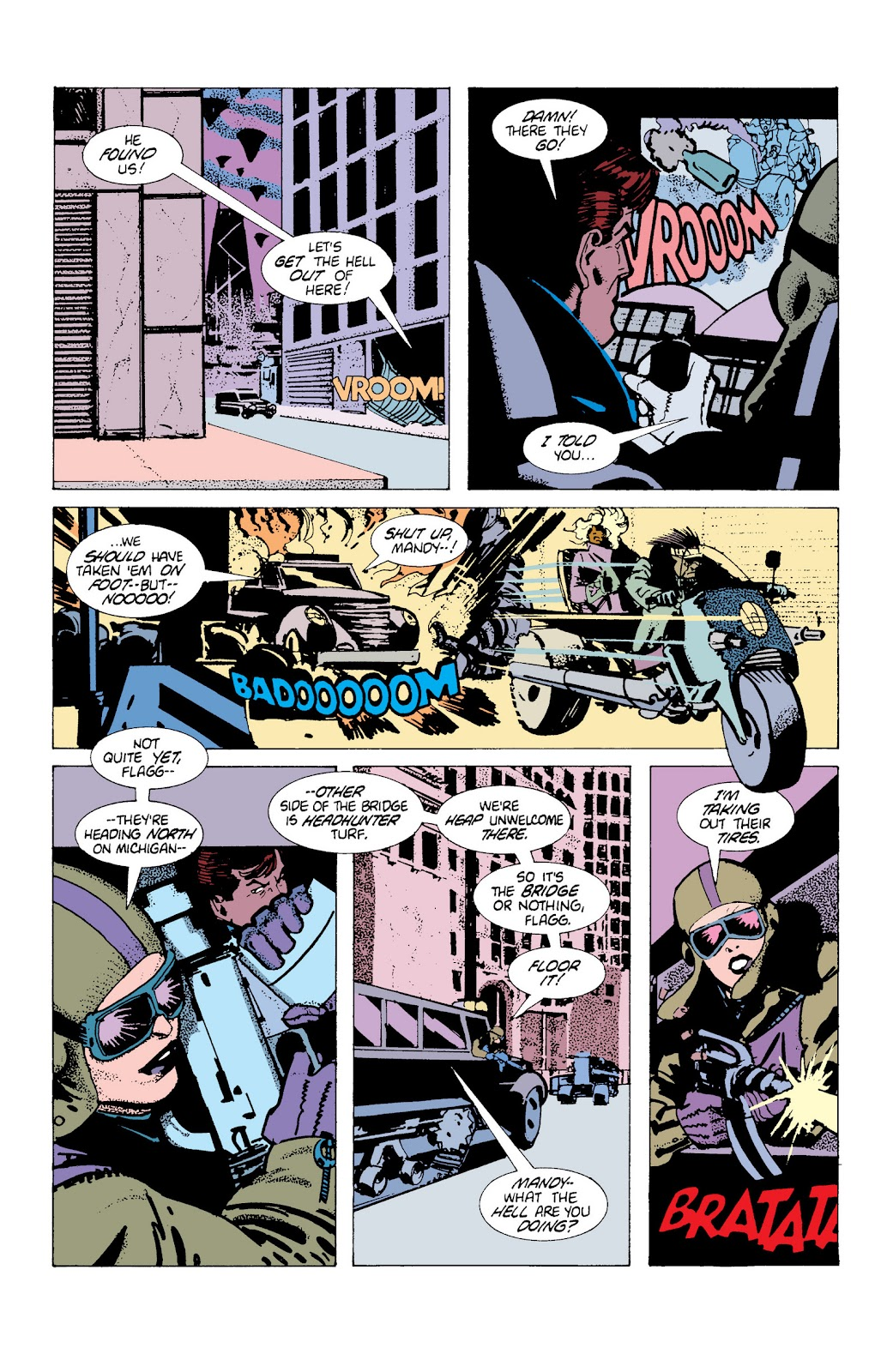 American Flagg! issue Definitive Collection (Part 1) - Page 93