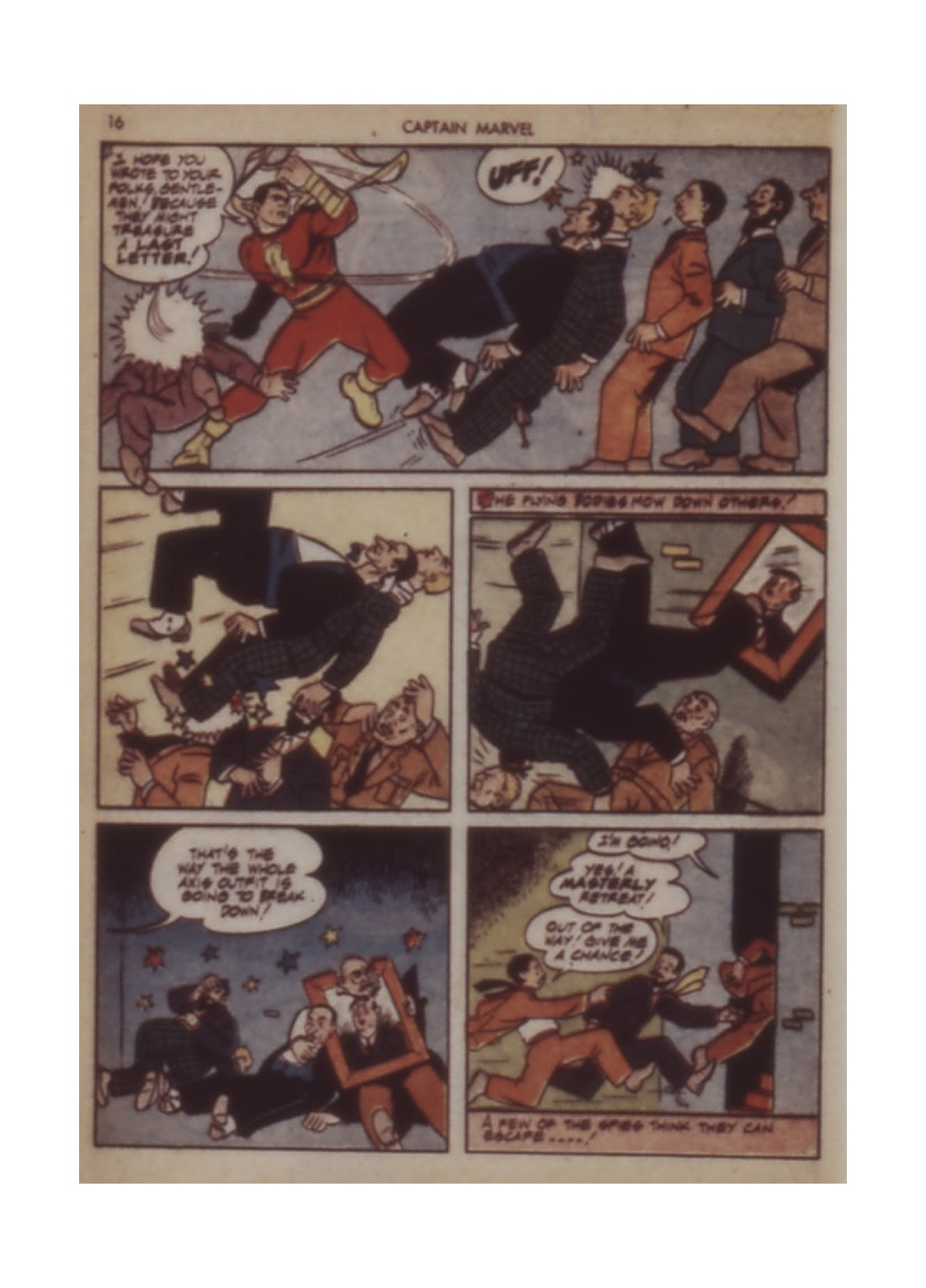 Captain Marvel Adventures issue 12 - Page 16
