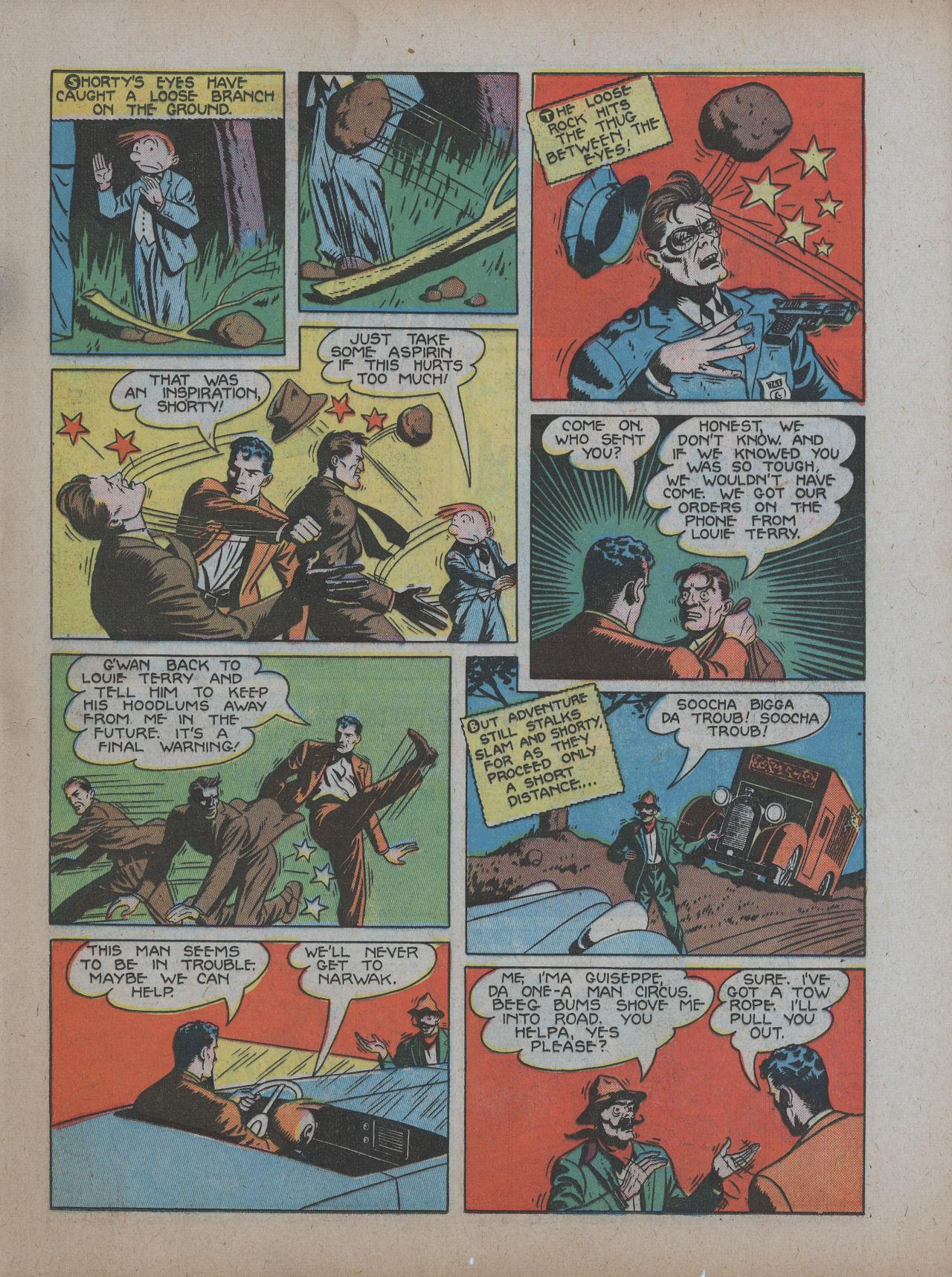 Read online Detective Comics (1937) comic -  Issue #48 - 61