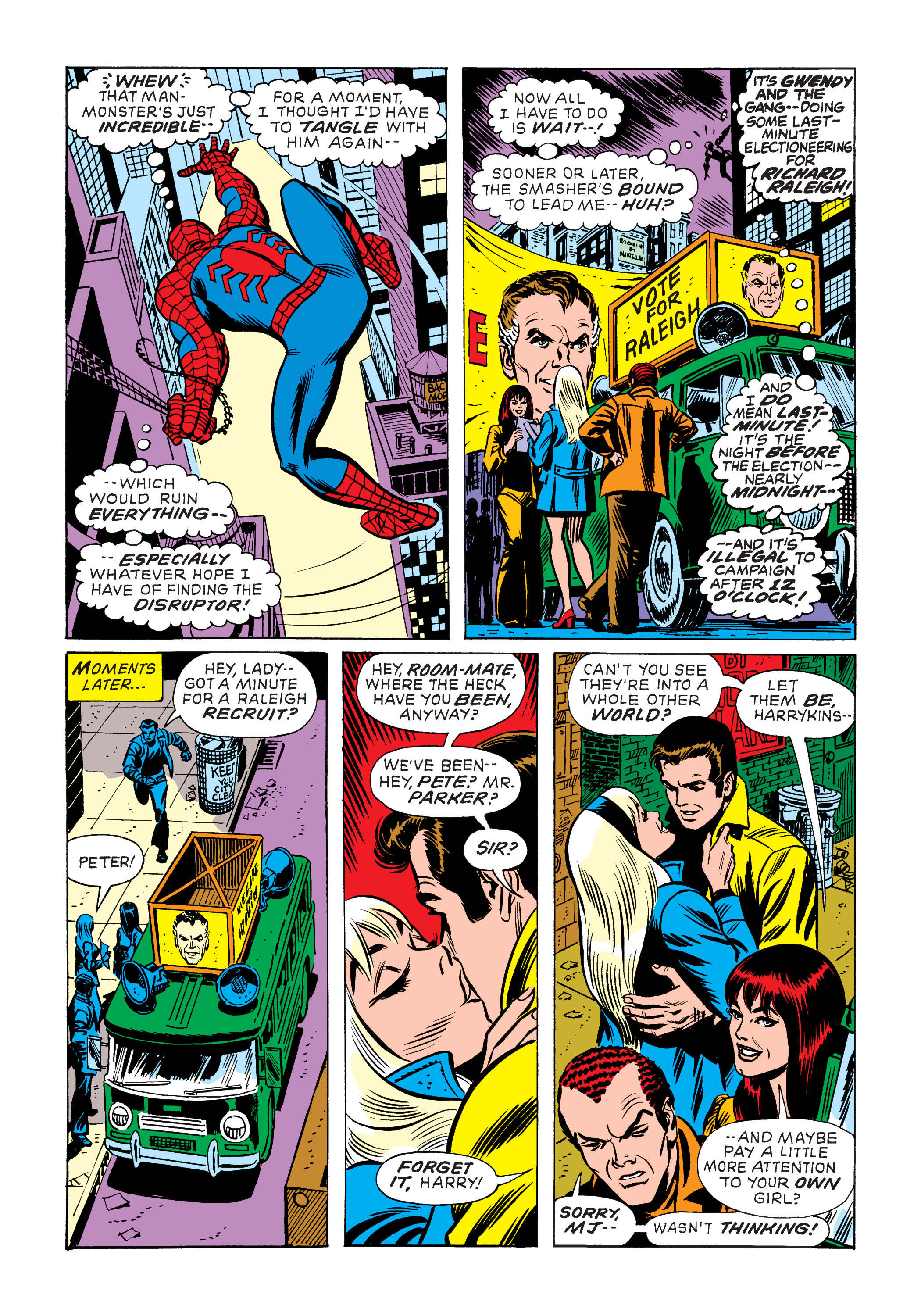 The Amazing Spider-Man (1963) 118 Page 6