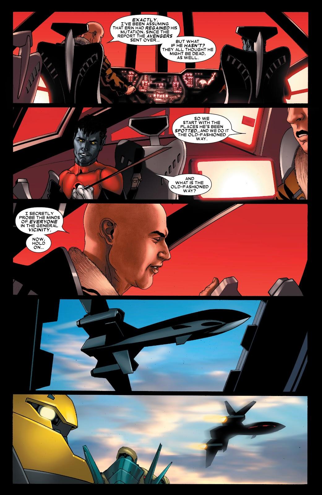 Uncanny X-Men (1963) issue 488 - Page 16