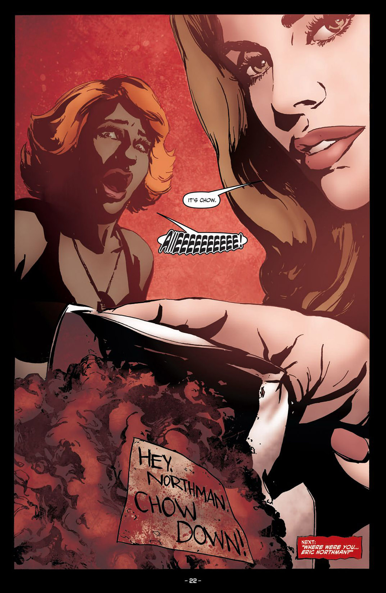 Read online True Blood (2012) comic -  Issue #1 - 25