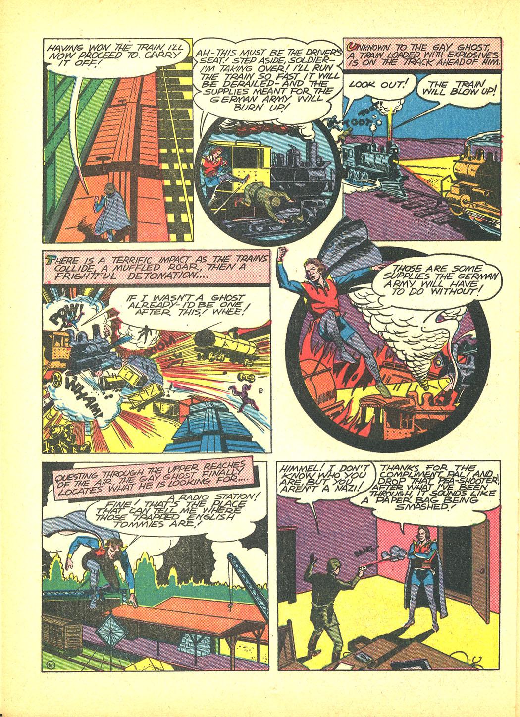 Read online Sensation (Mystery) Comics comic -  Issue #4 - 38