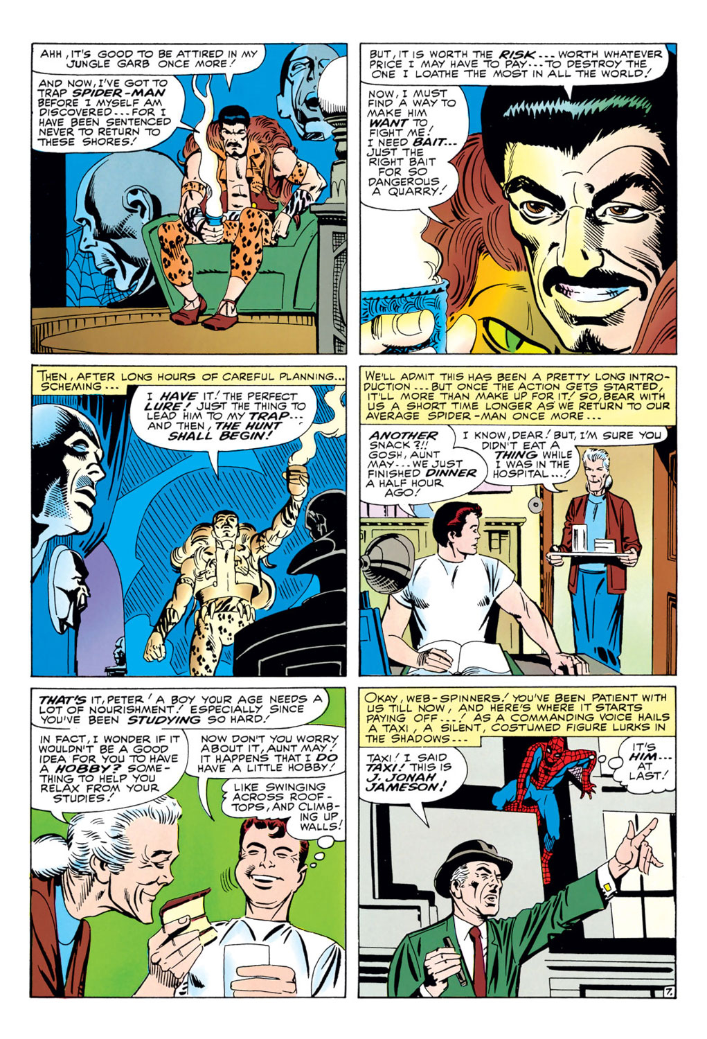 The Amazing Spider-Man (1963) 34 Page 7