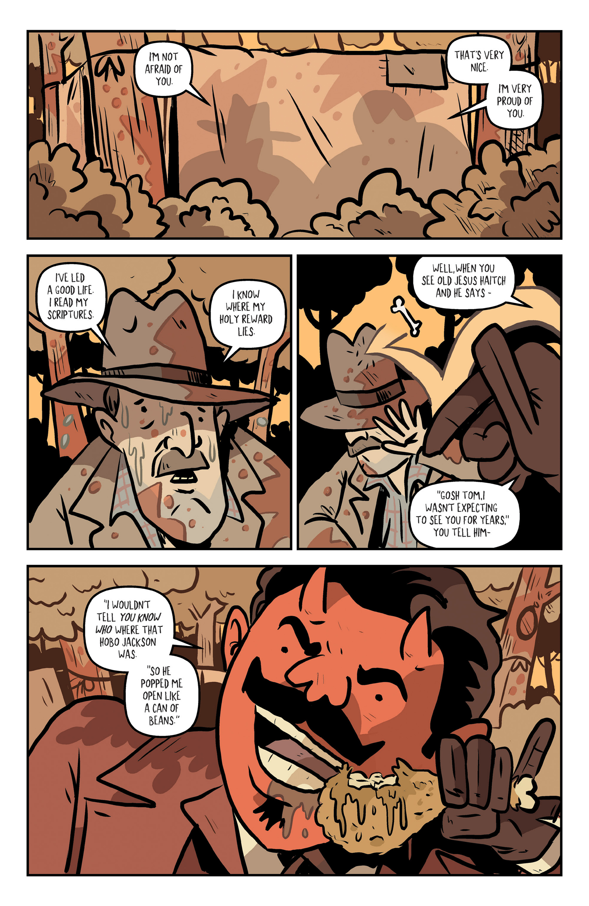 Read online Rock Candy Mountain comic -  Issue #2 - 24