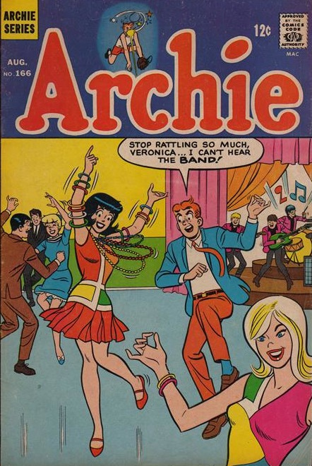 Read online Archie (1960) comic -  Issue #166 - 1