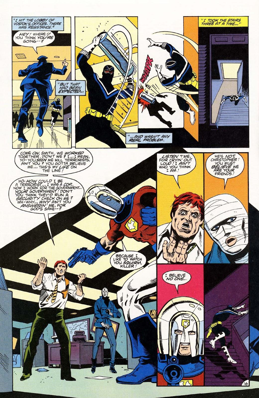 Vigilante (1983) issue 43 - Page 18