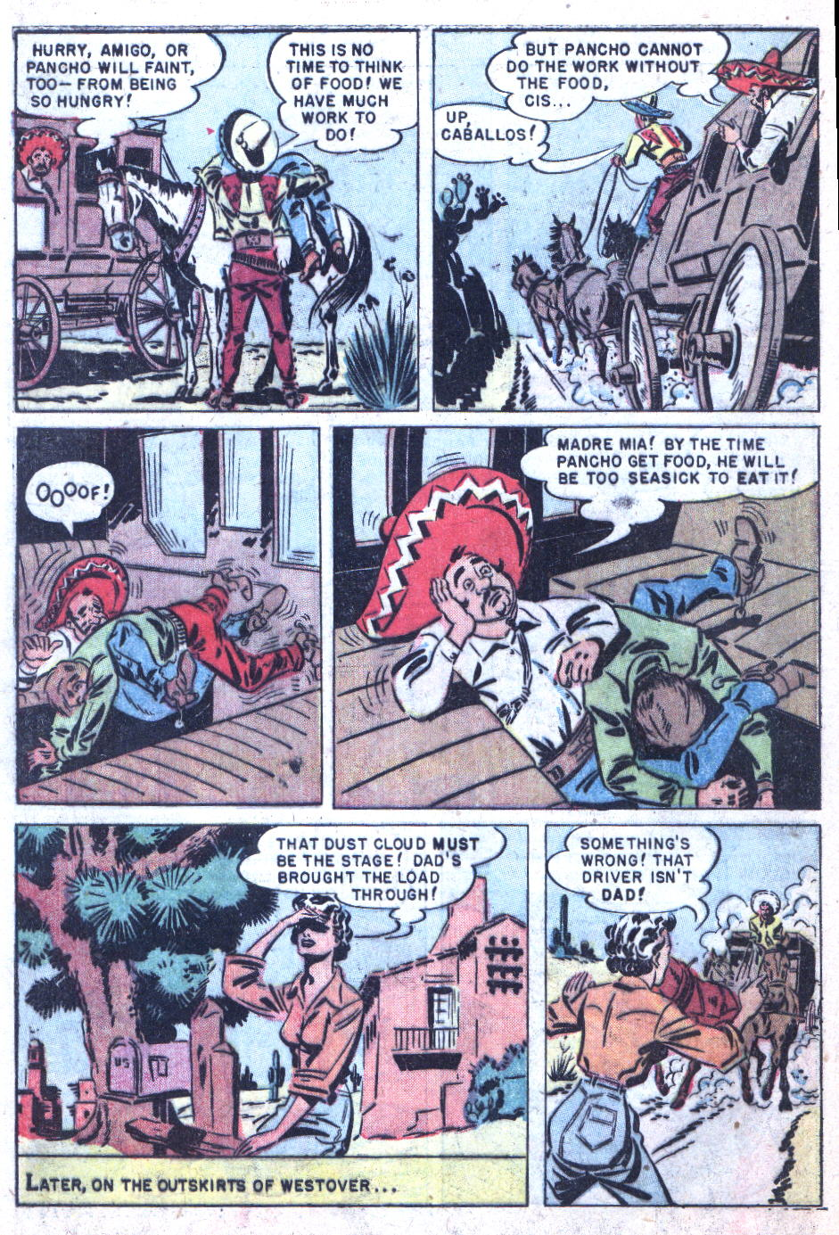 Four Color Comics issue 292 - Page 40