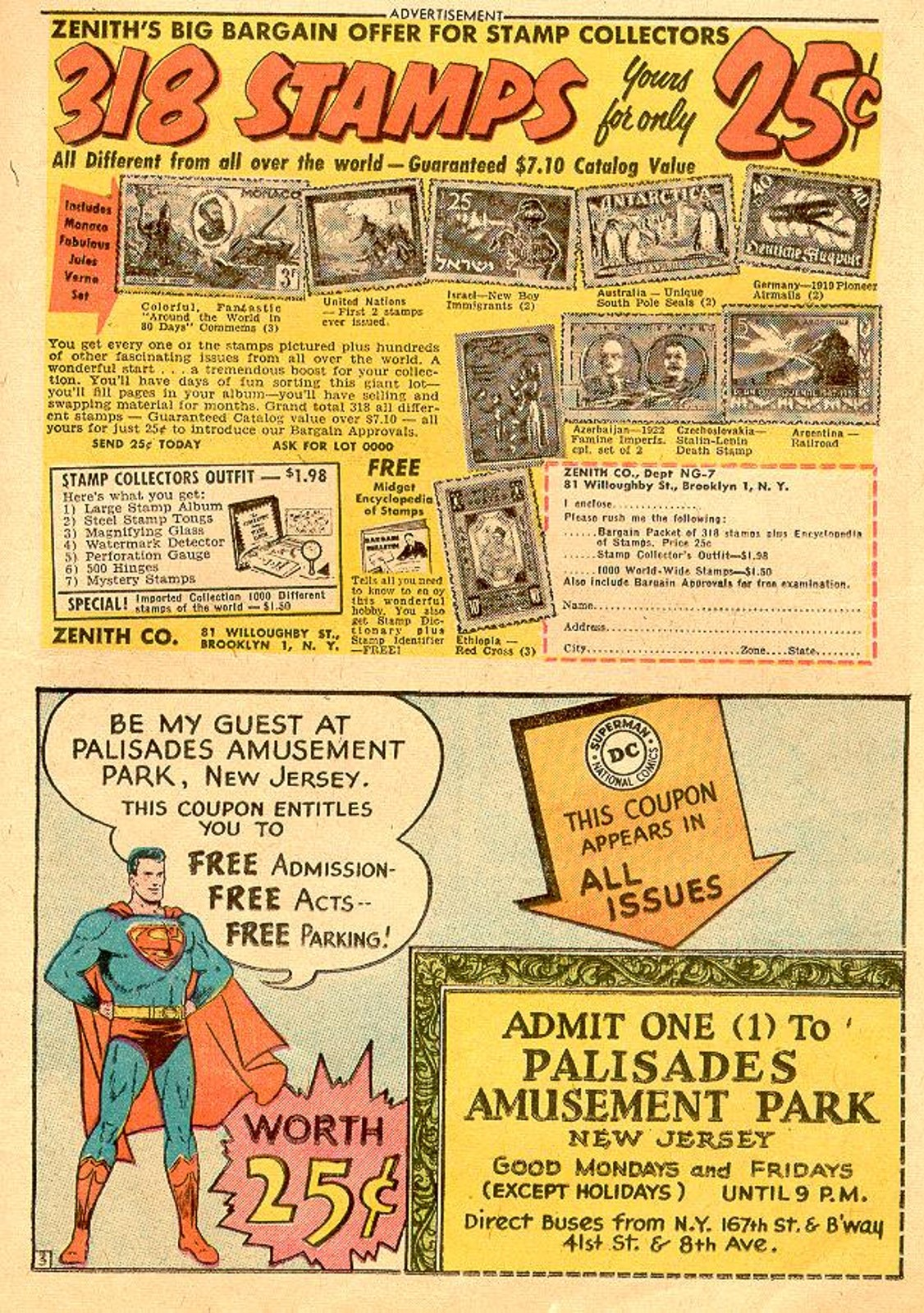 Read online Adventure Comics (1938) comic -  Issue #226 - 23