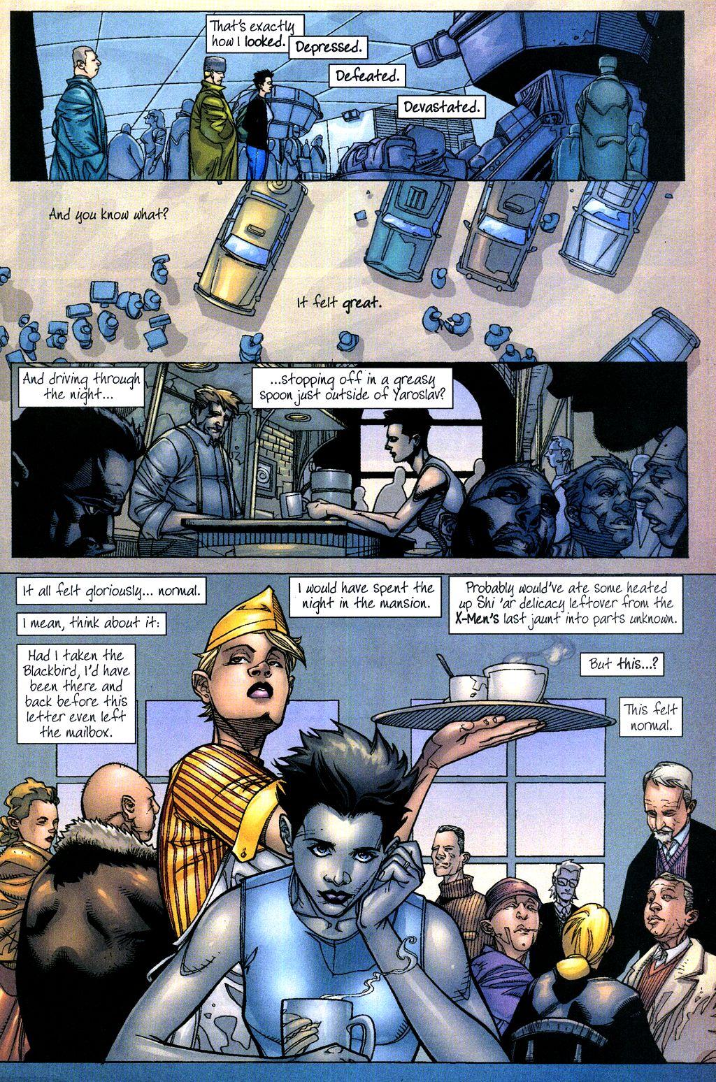 X-Men (1991) 110 Page 5