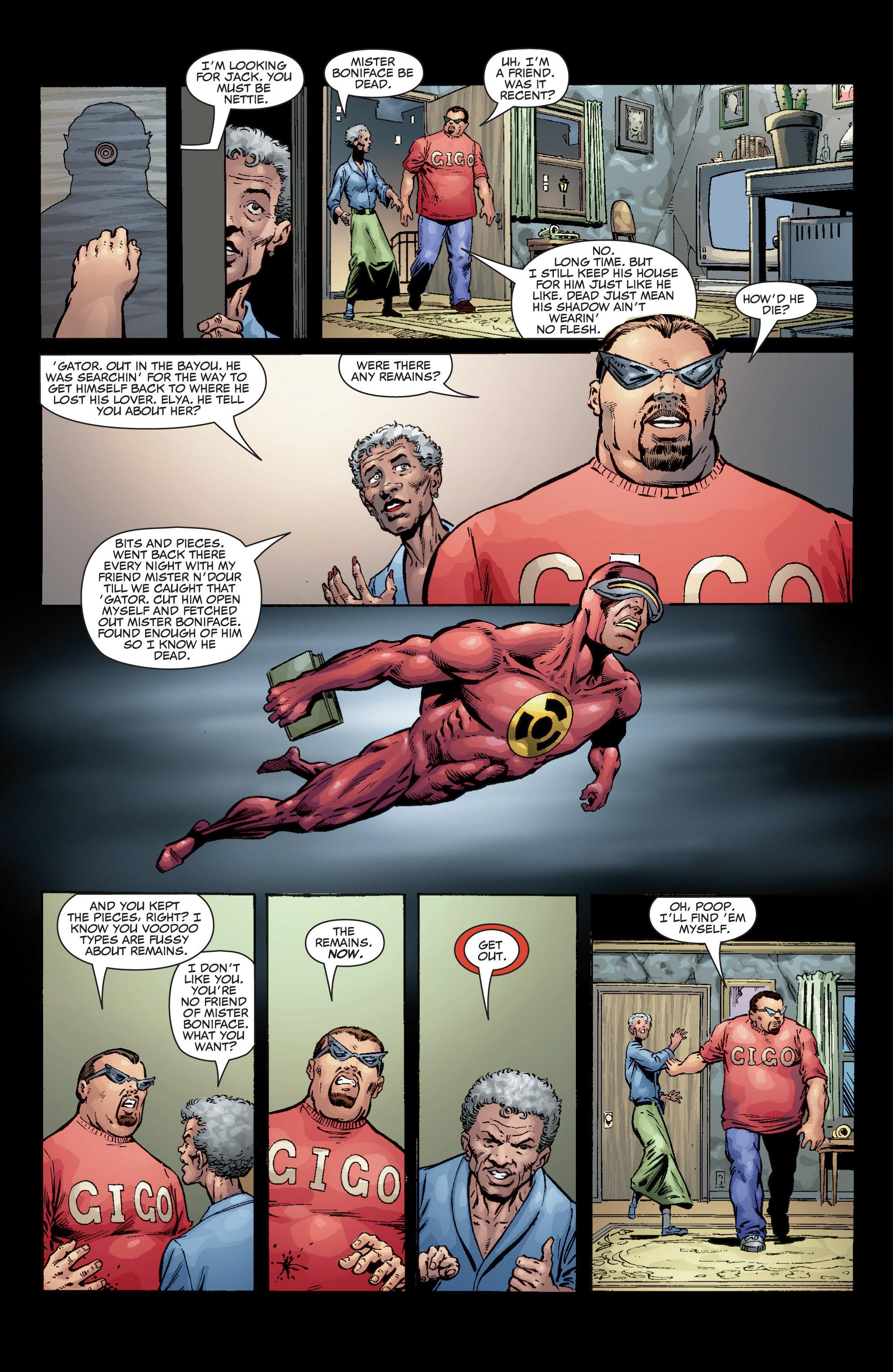 Read online Shadowman (1999) comic -  Issue #3 - 28