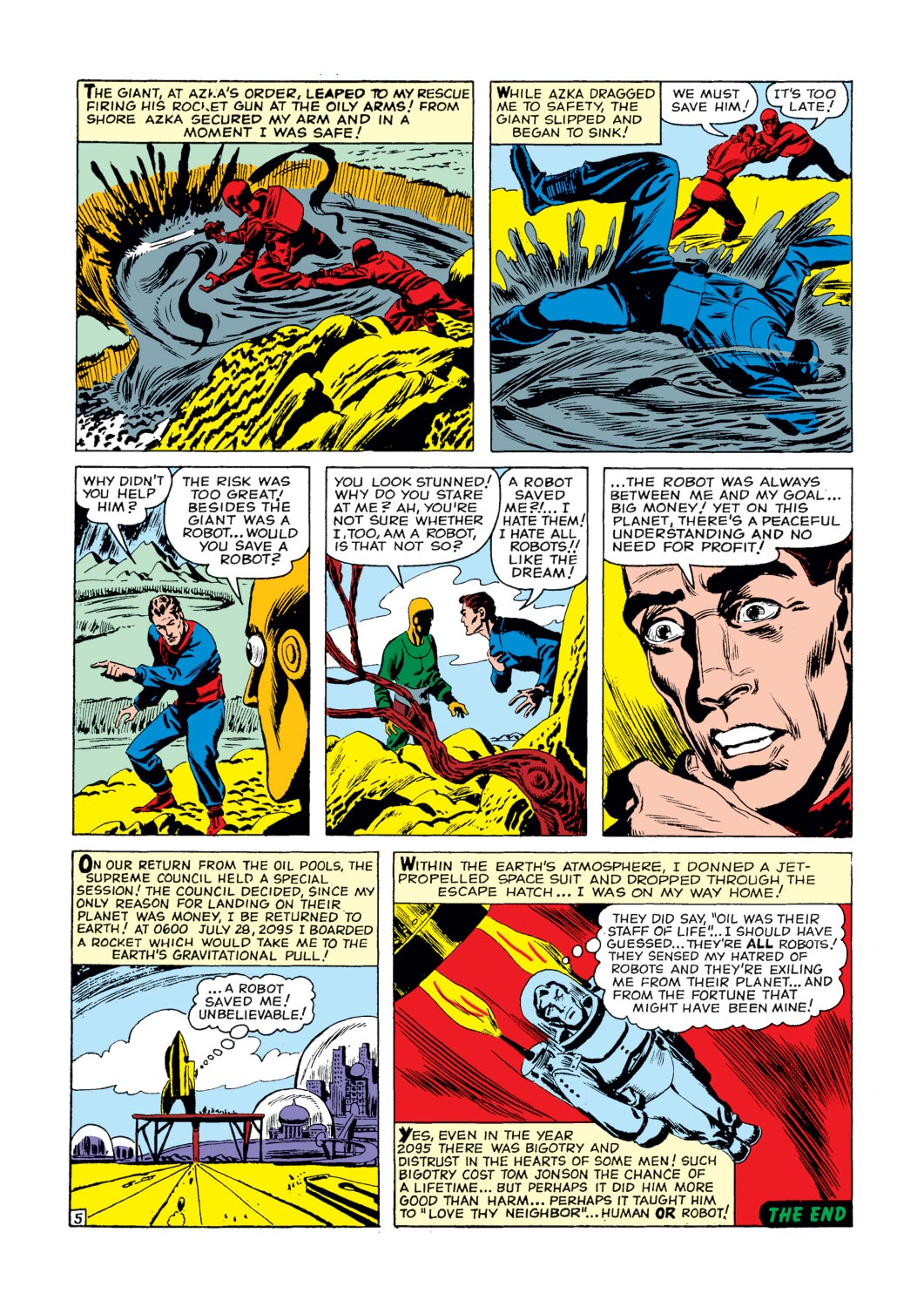 Tales to Astonish (1959) issue 1 - Page 21