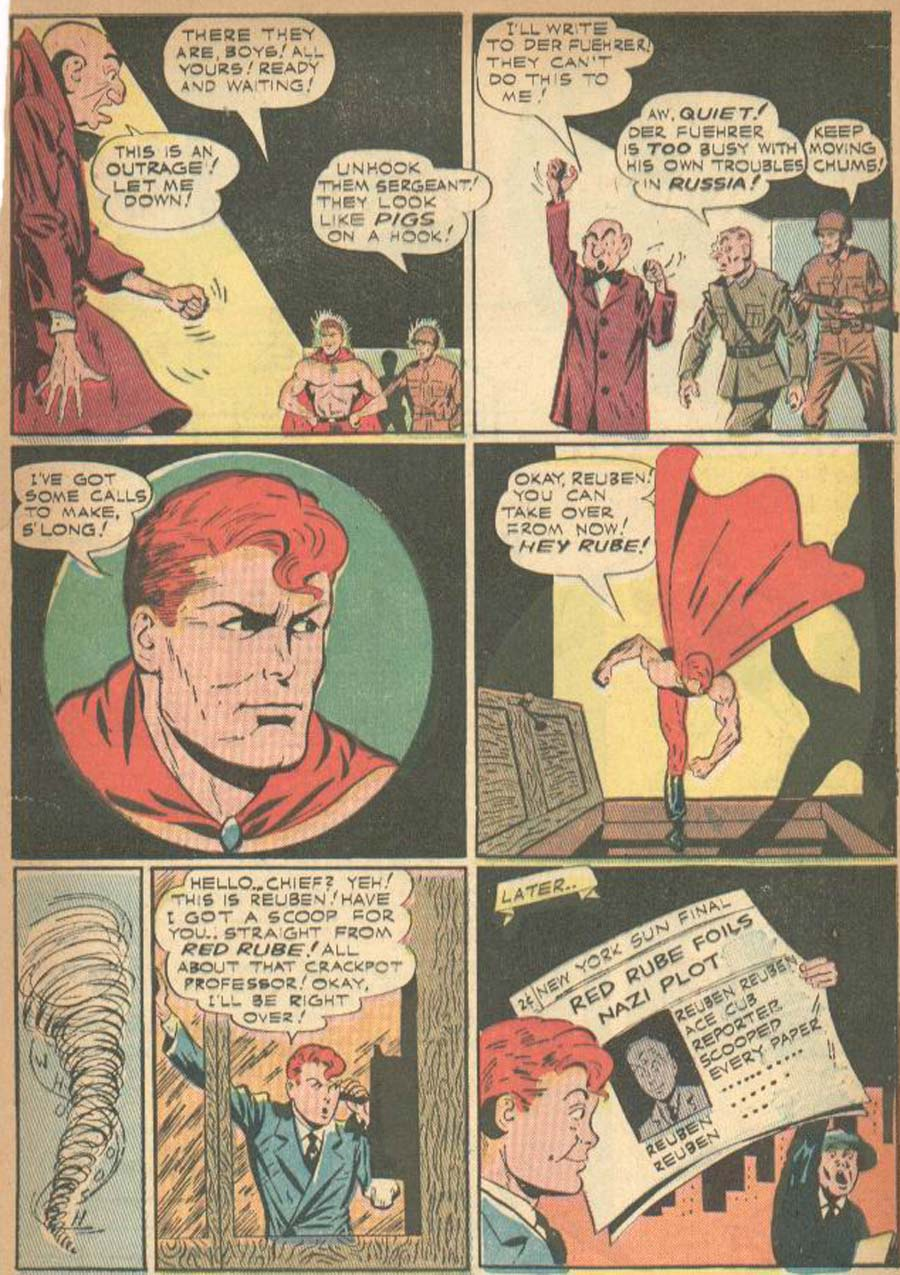 Zip Comics issue 47 - Page 50