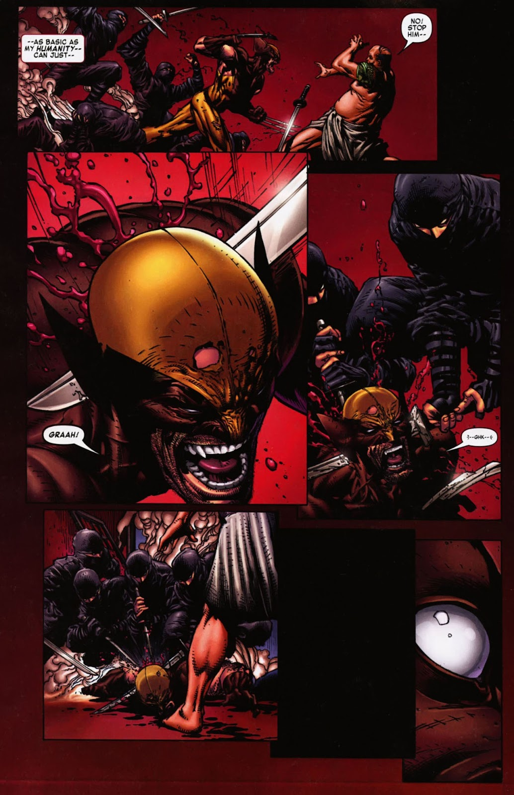 Read online Wolverine (2003) comic -  Issue #900 - 9