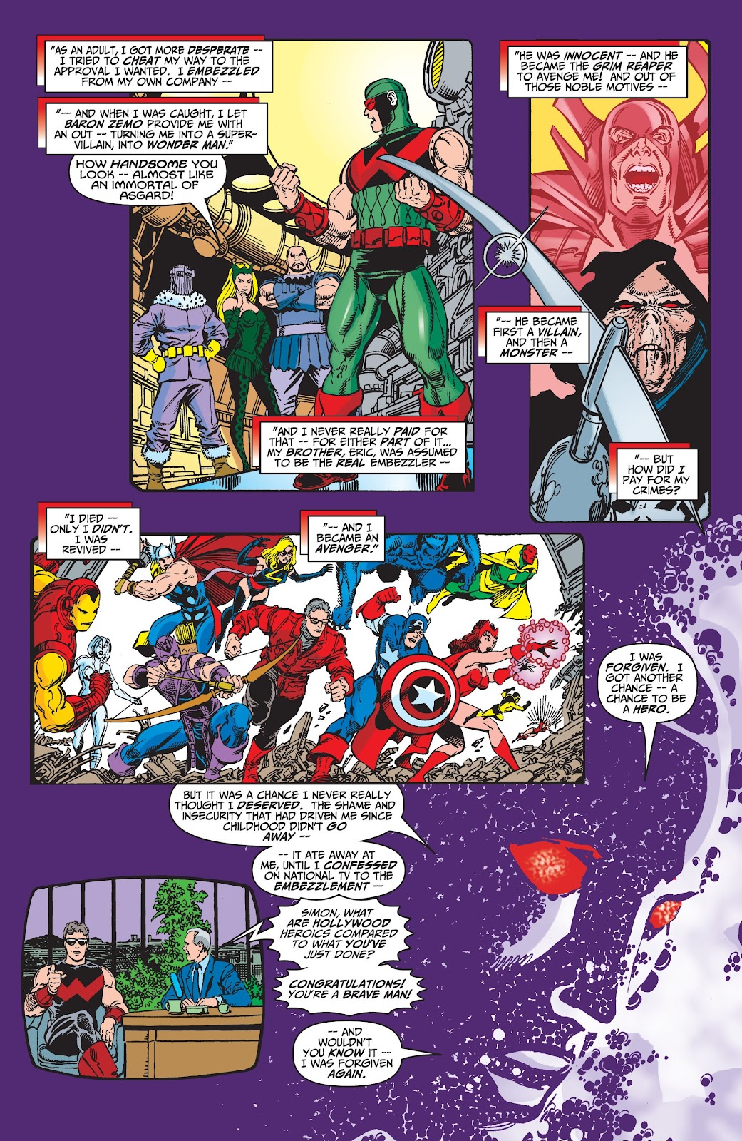 Avengers (1998) issue TPB 2 (Part 4) - Page 42