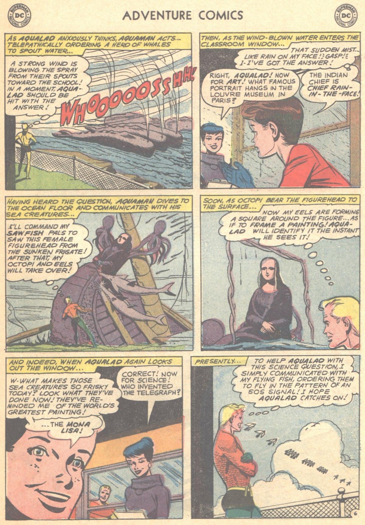 Read online Adventure Comics (1938) comic -  Issue #278 - 31