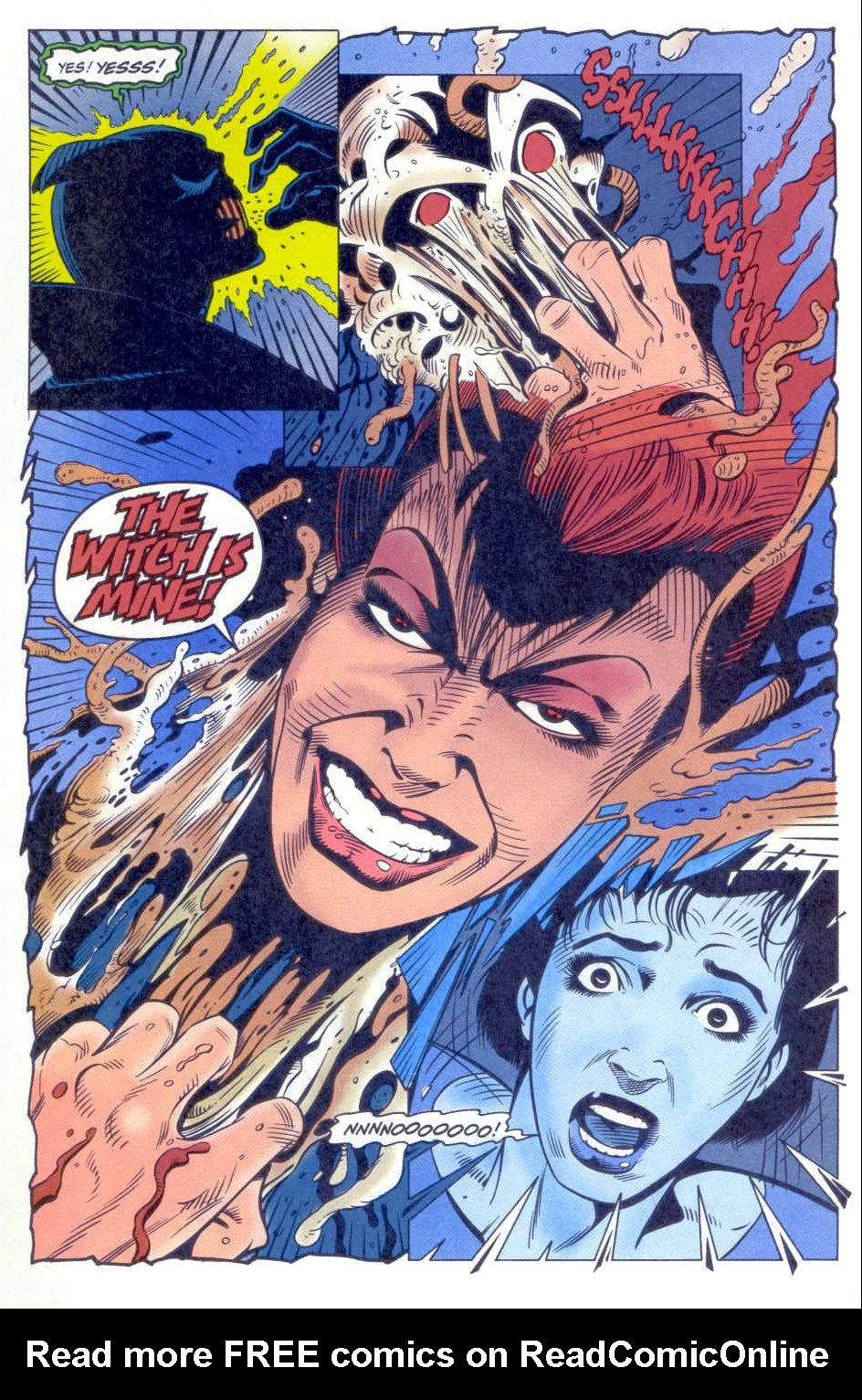 Scarlet Witch (1994) Issue #1 #1 - English 8