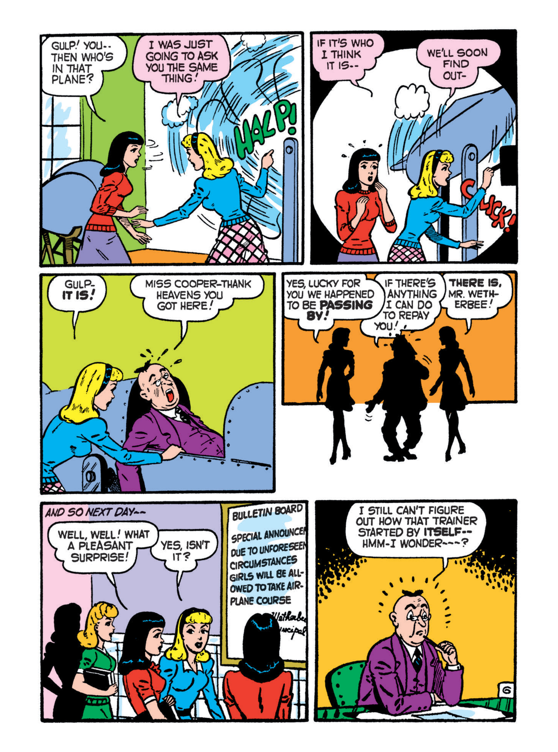 Read online Archie 75th Anniversary Digest comic -  Issue #5 - 93