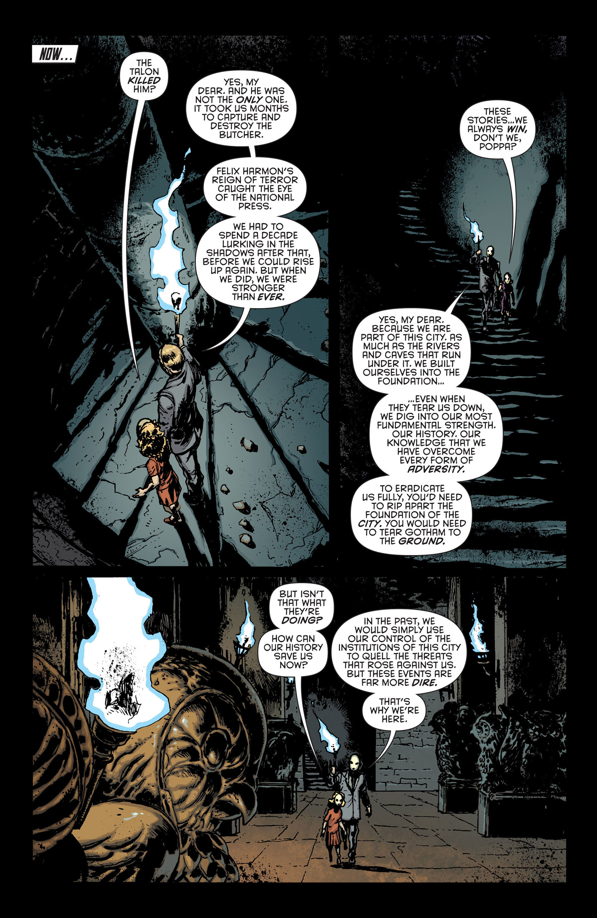 Read online Batman and Robin (2011) comic -  Issue #23.2 - 18