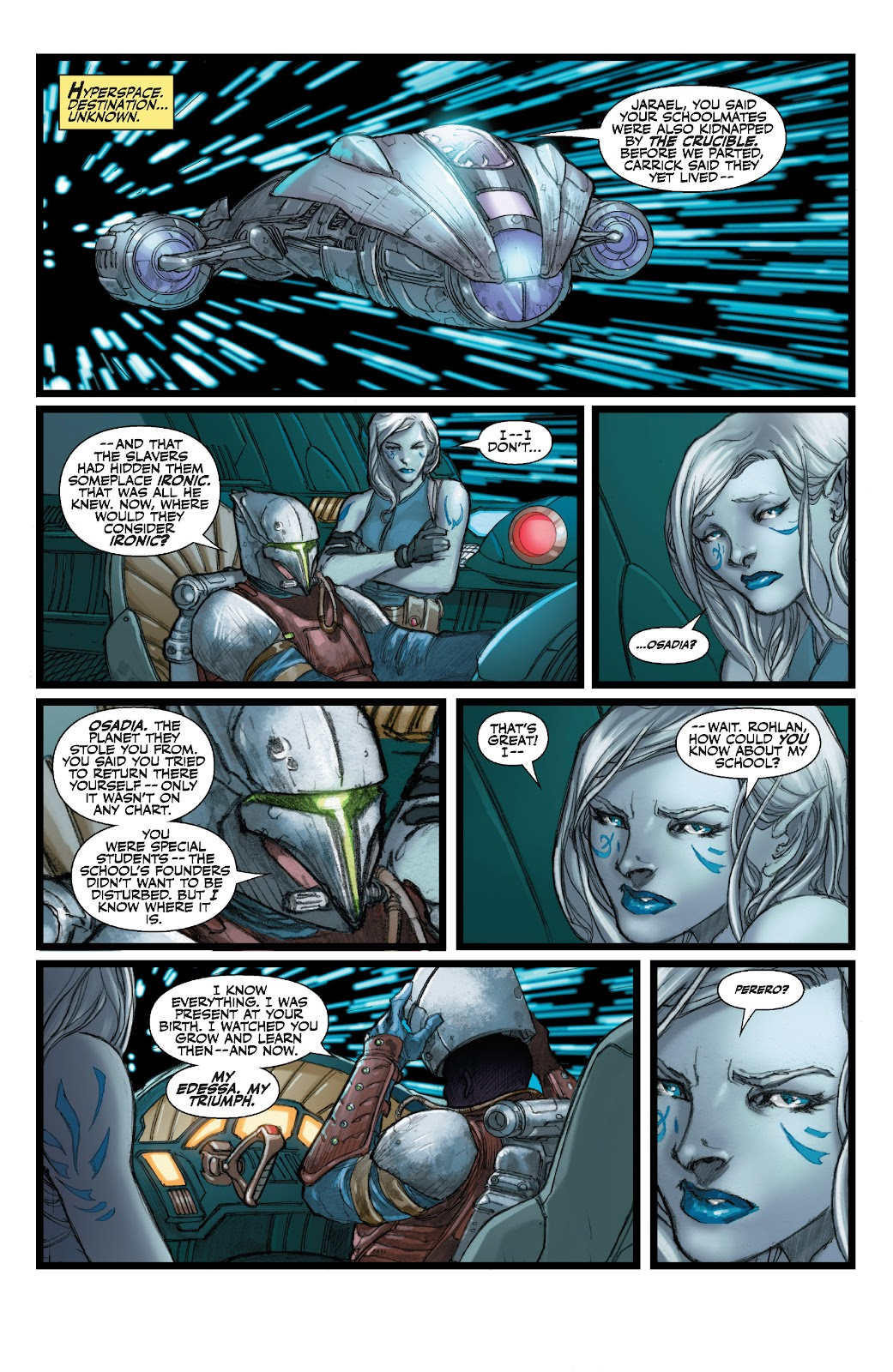 Read online Star Wars Legends: The Old Republic - Epic Collection comic -  Issue # TPB 3 (Part 3) - 32