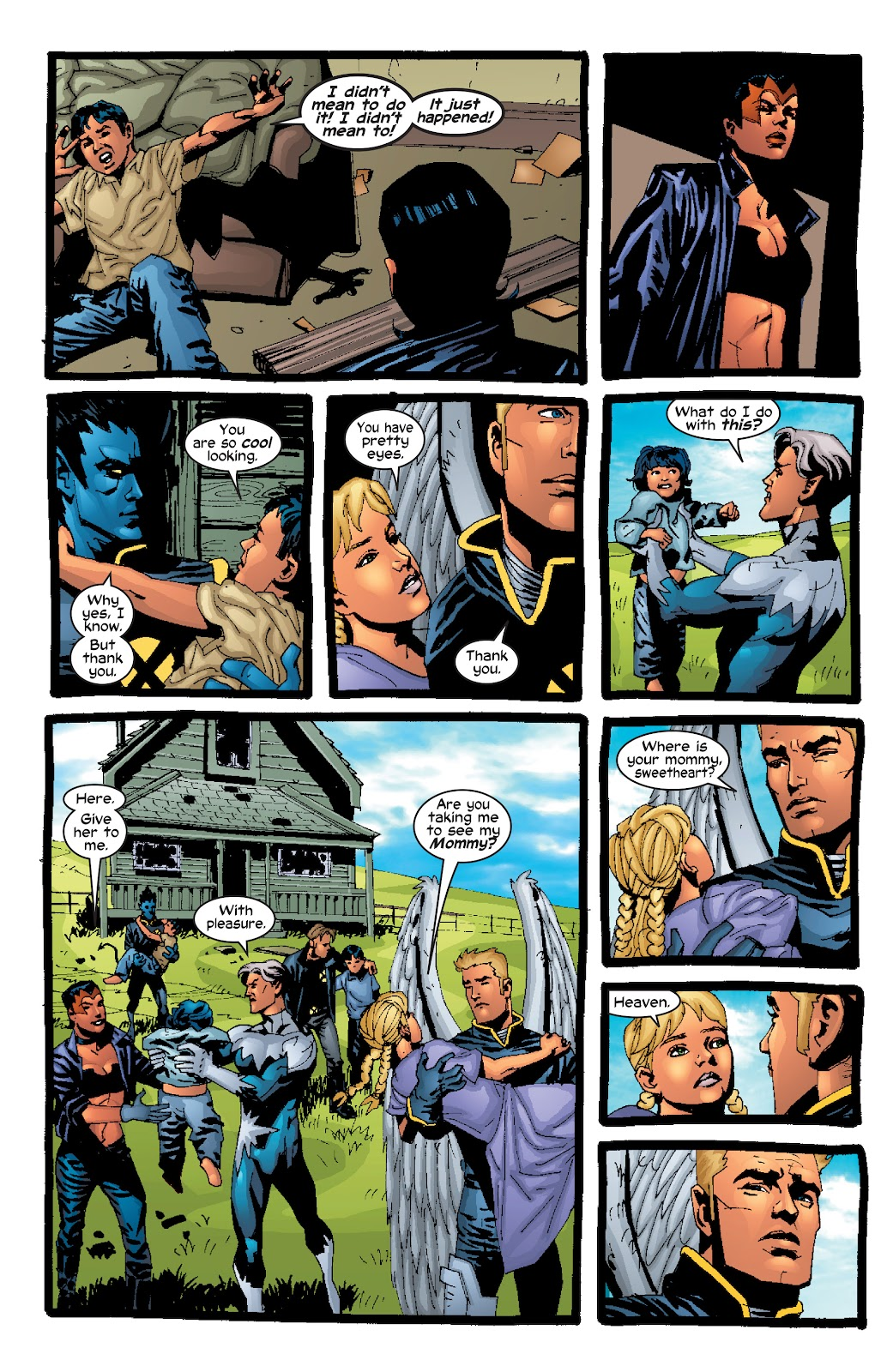 Read online X-Men: Unstoppable comic -  Issue # TPB (Part 2) - 8