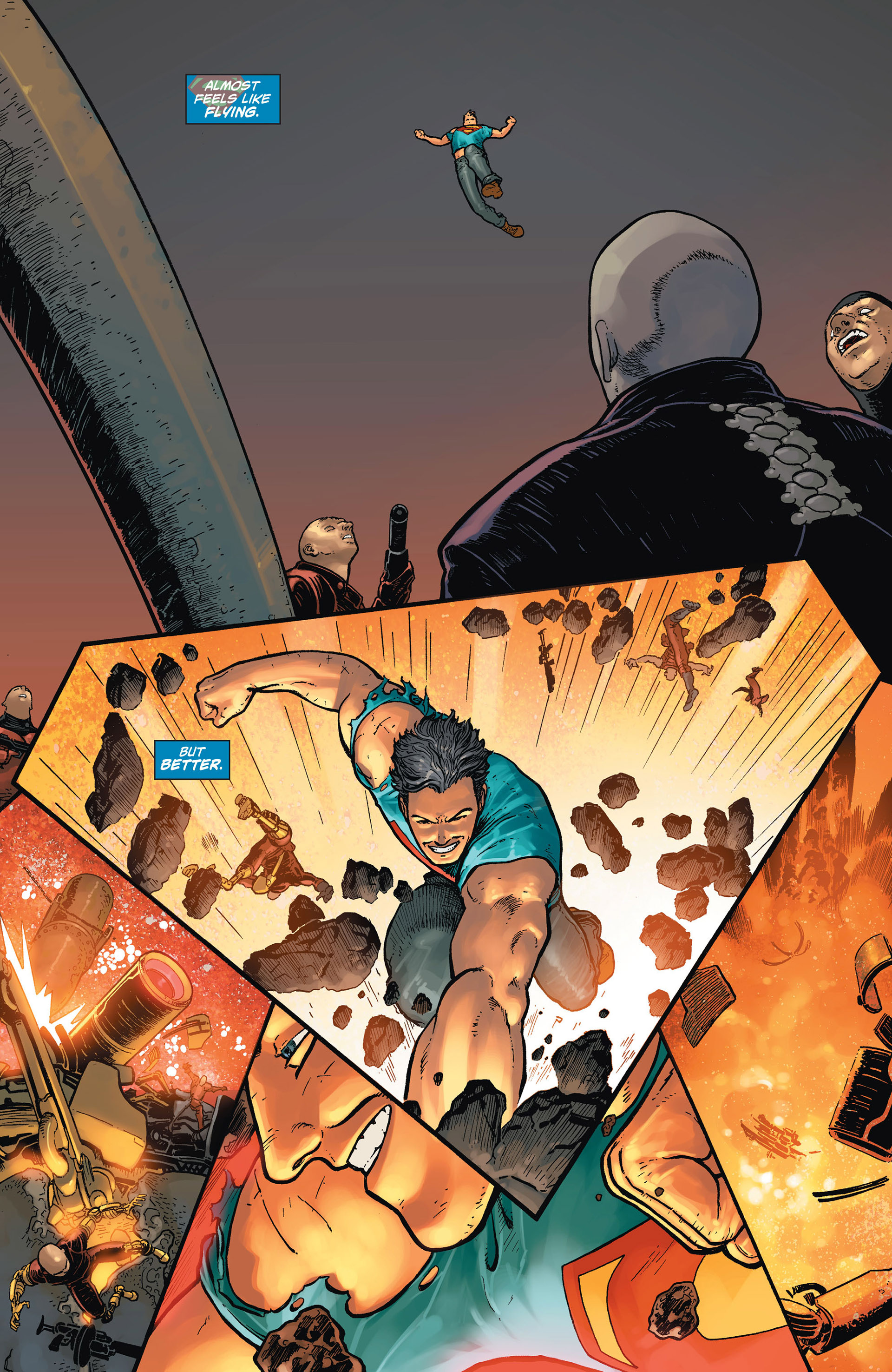Read online Action Comics (2011) comic -  Issue #25 - 5
