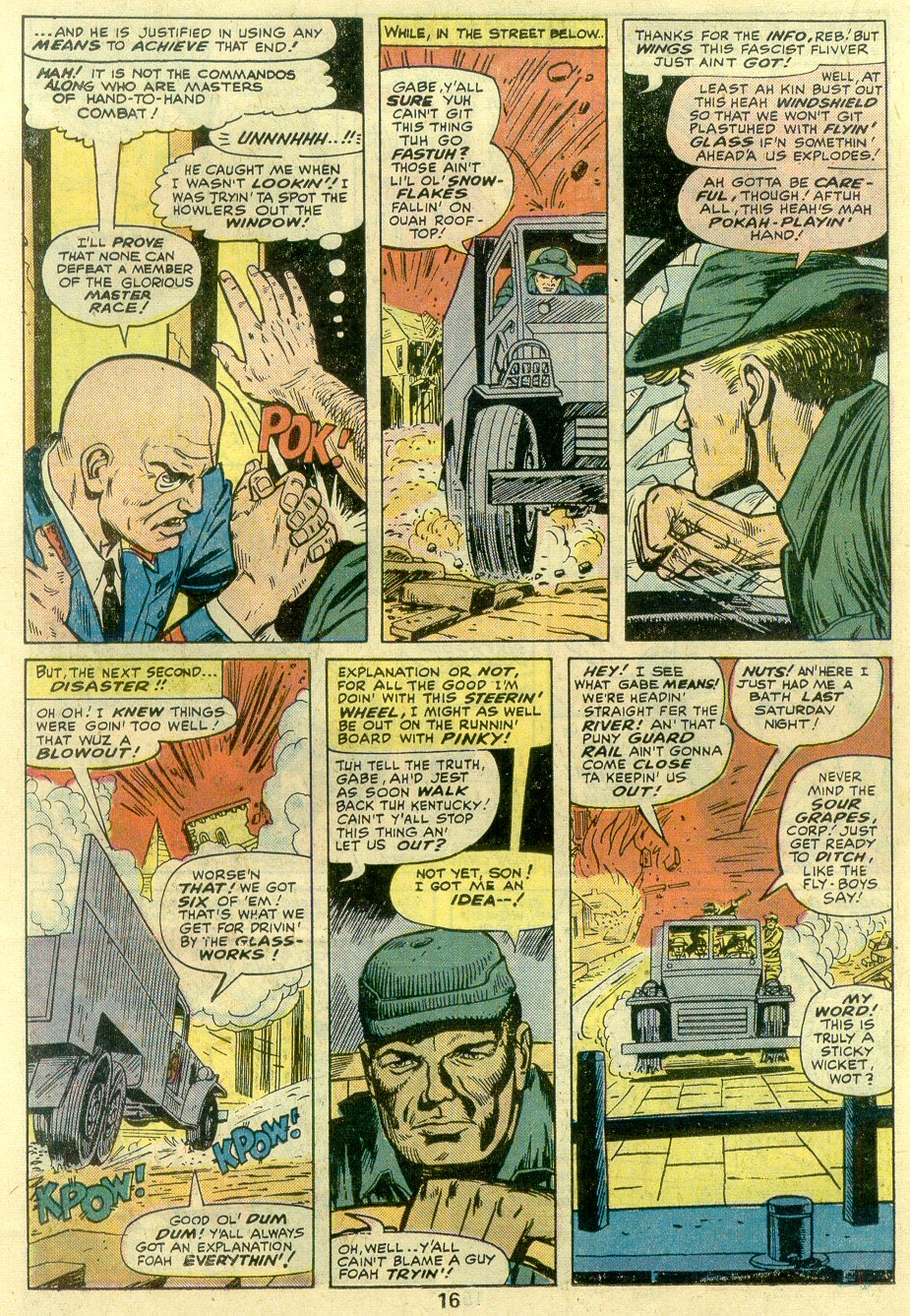 Read online Sgt. Fury comic -  Issue #131 - 18