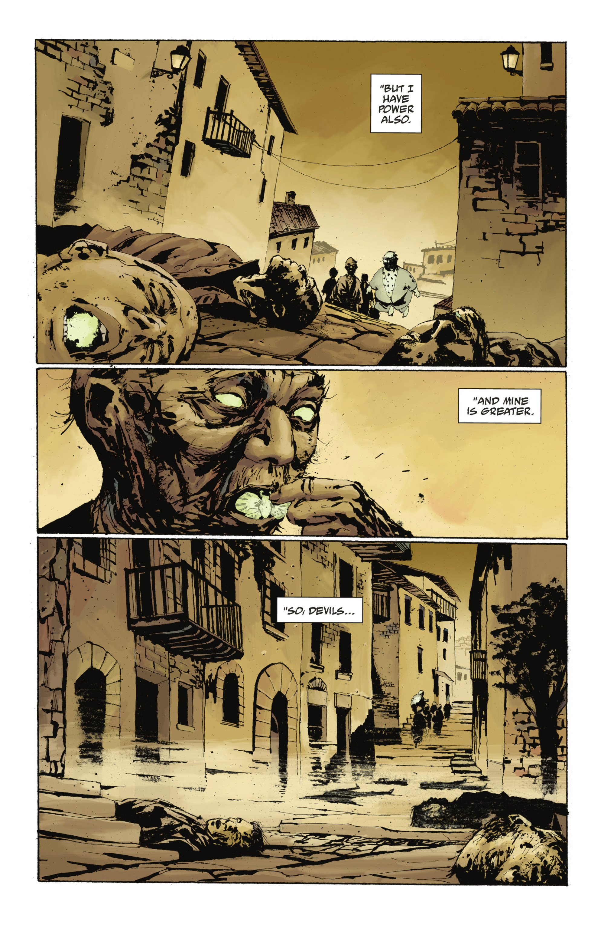 Read online Abe Sapien: The Drowning comic -  Issue #Abe Sapien: The Drowning _TPB - 45
