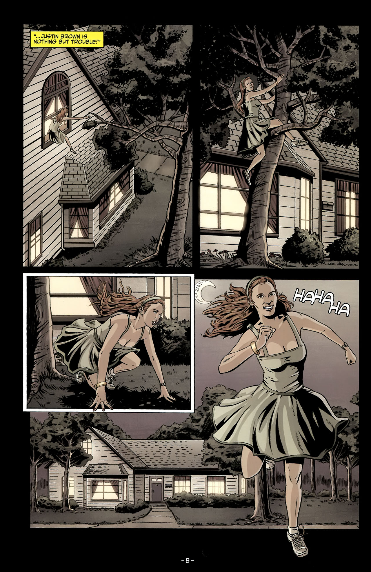 Read online True Blood: Tainted Love comic -  Issue #2 - 13