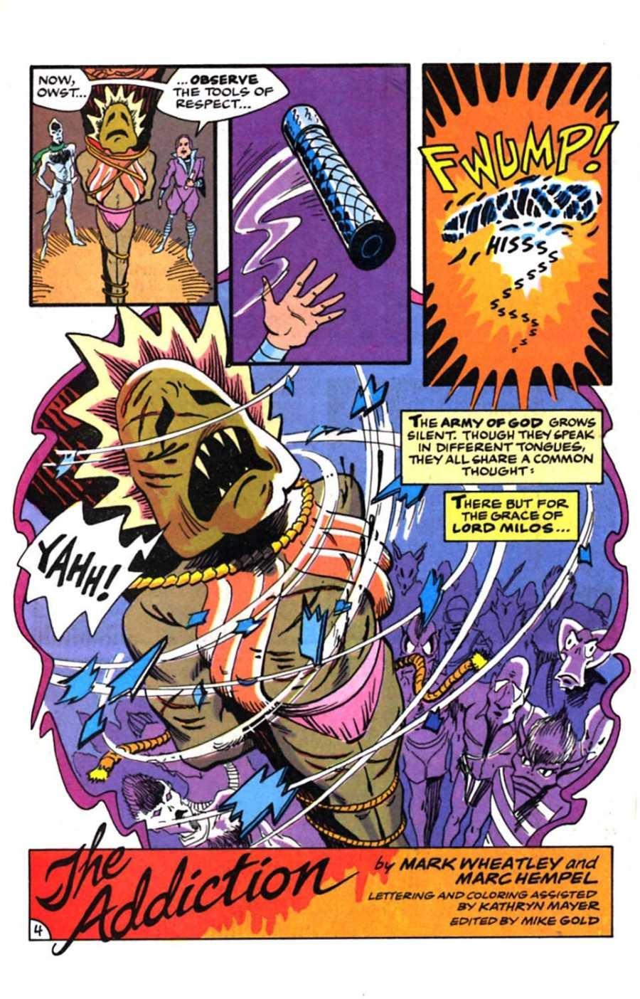 Read online Mars comic -  Issue #9 - 6