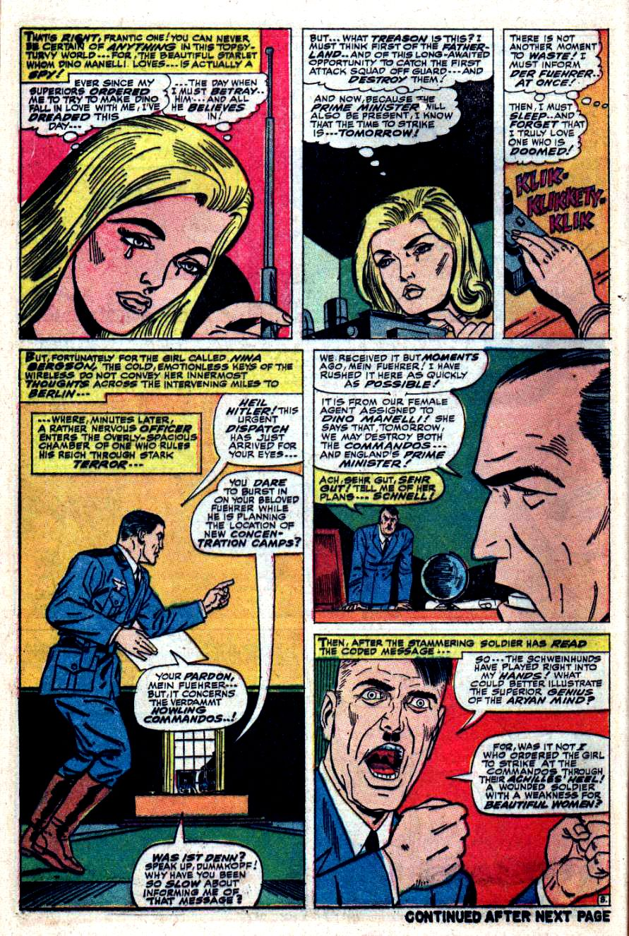 Read online Sgt. Fury comic -  Issue #41 - 12