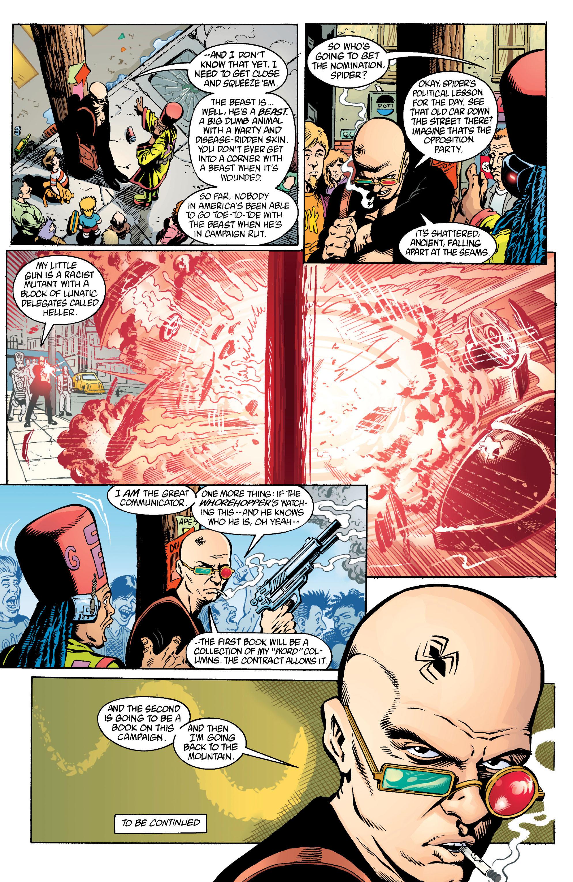 Read online Transmetropolitan comic -  Issue #13 - 24