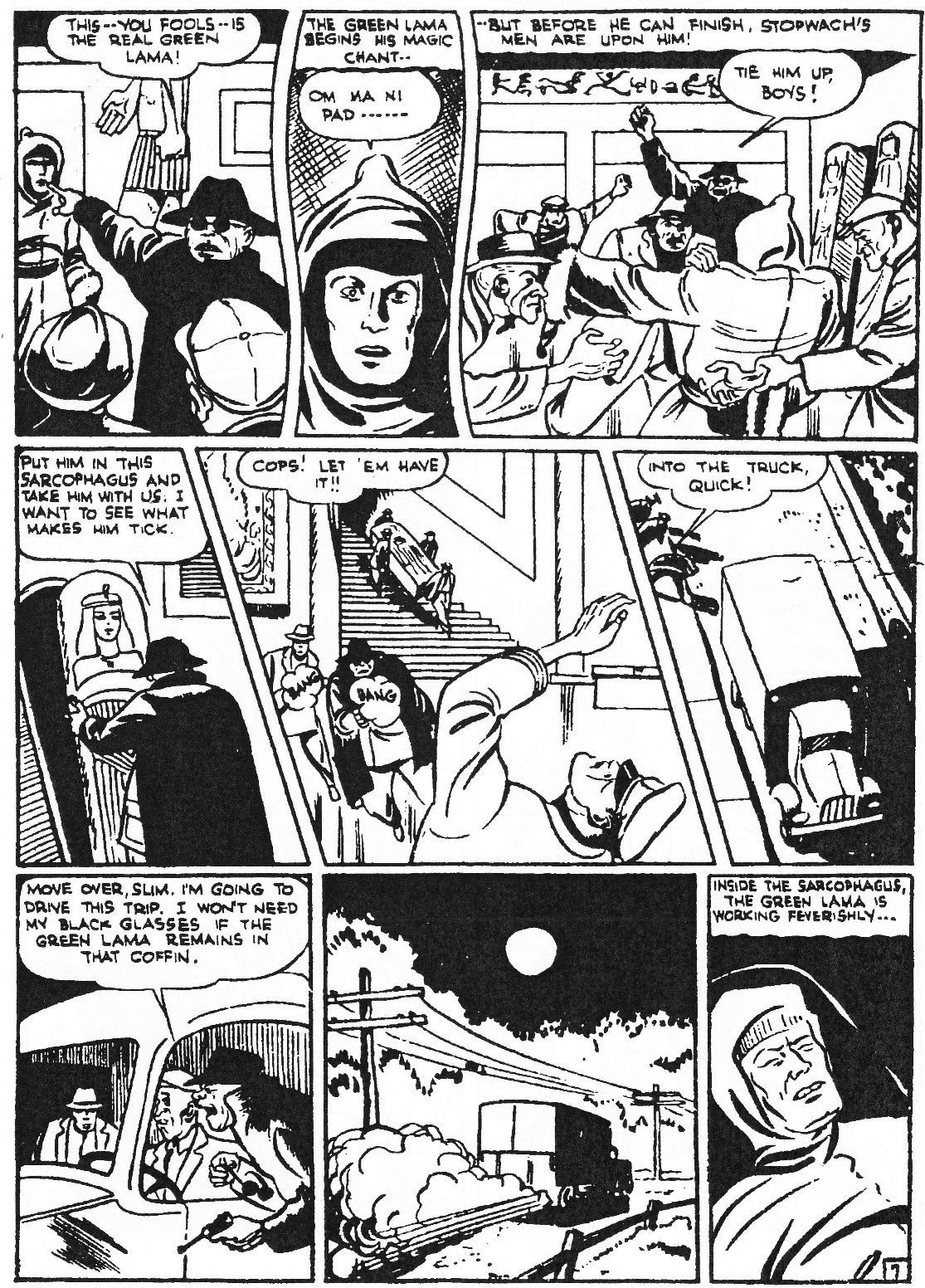 Read online Men of Mystery Comics comic -  Issue #81 - 32