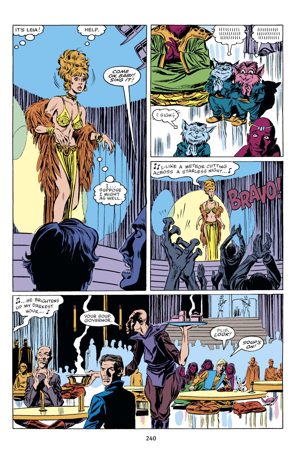 Read online Star Wars Omnibus comic -  Issue # Vol. 18 - 226