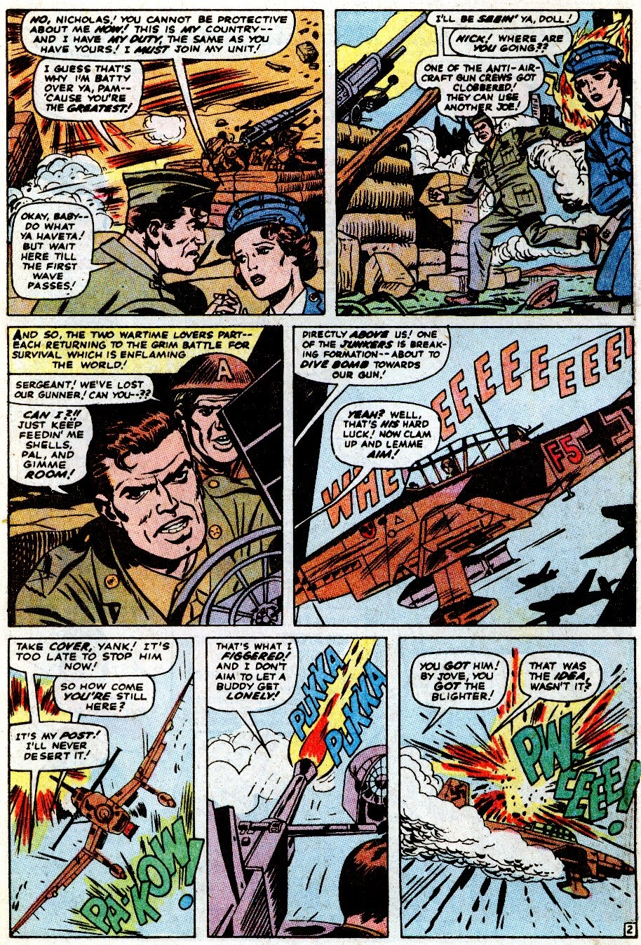 Sgt. Fury issue _Special_6 - Page 12