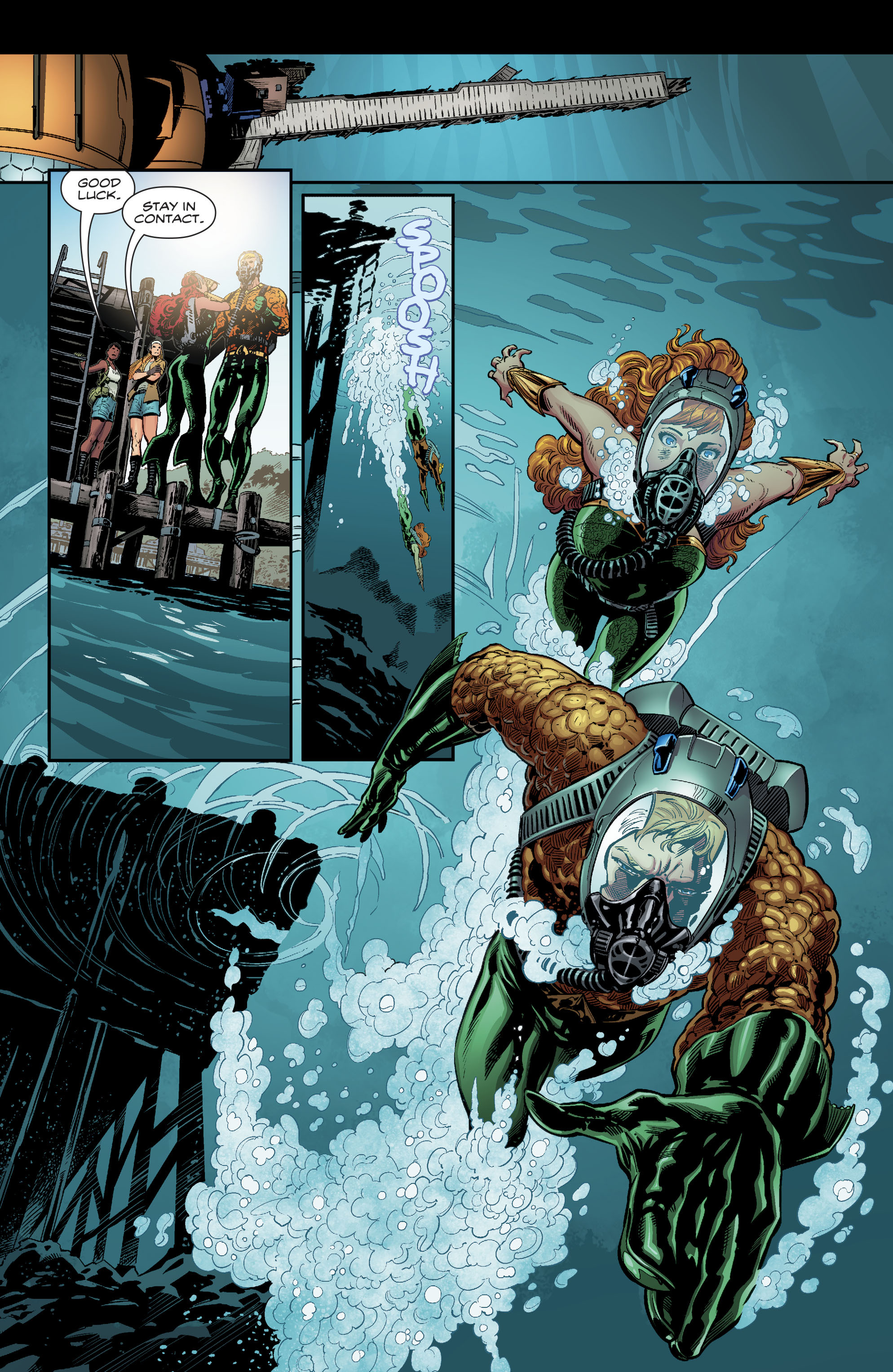 Aquaman (2016) issue 20 - Page 19