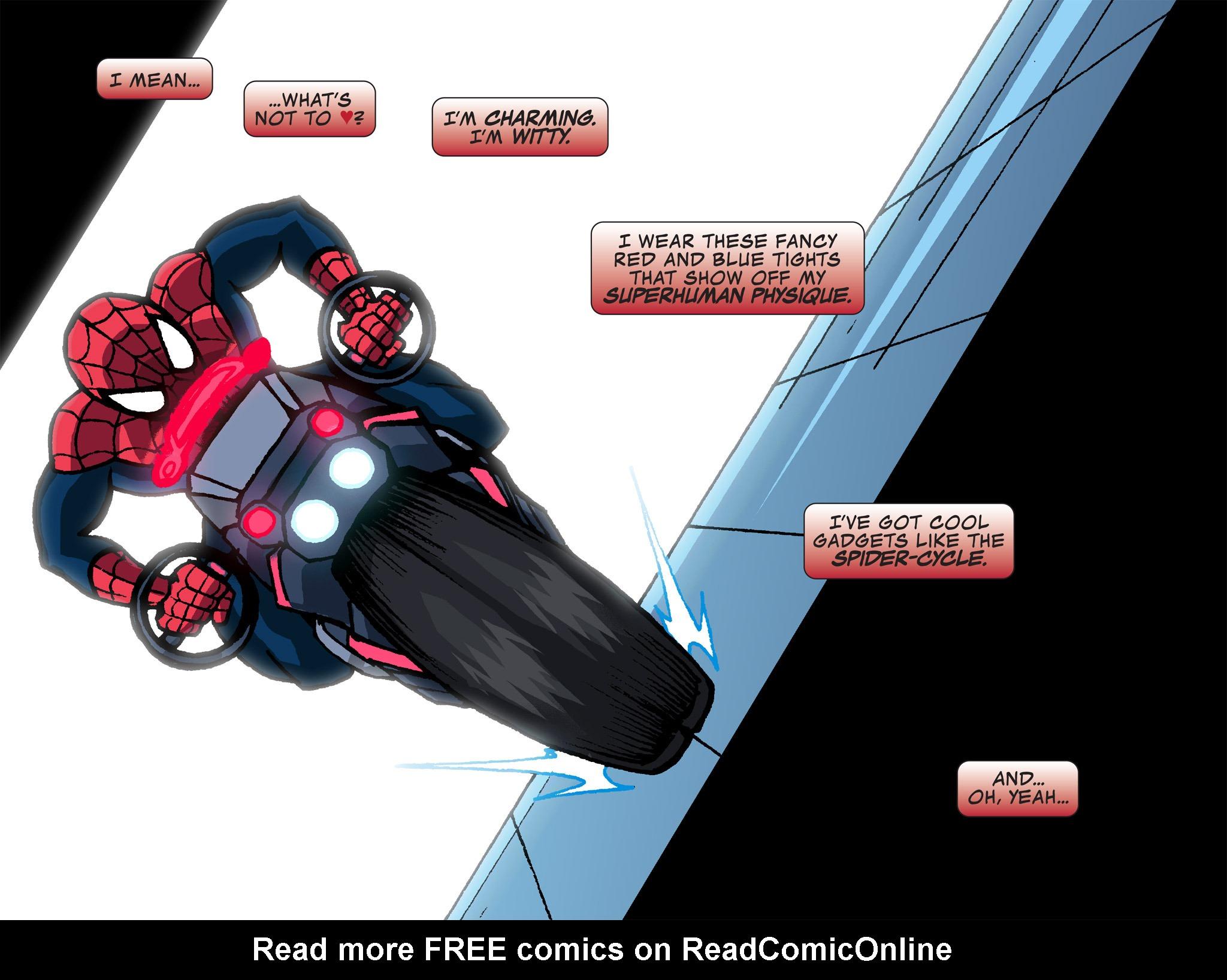 Read online Ultimate Spider-Man (Infinite Comics) (2015) comic -  Issue #12 - 5
